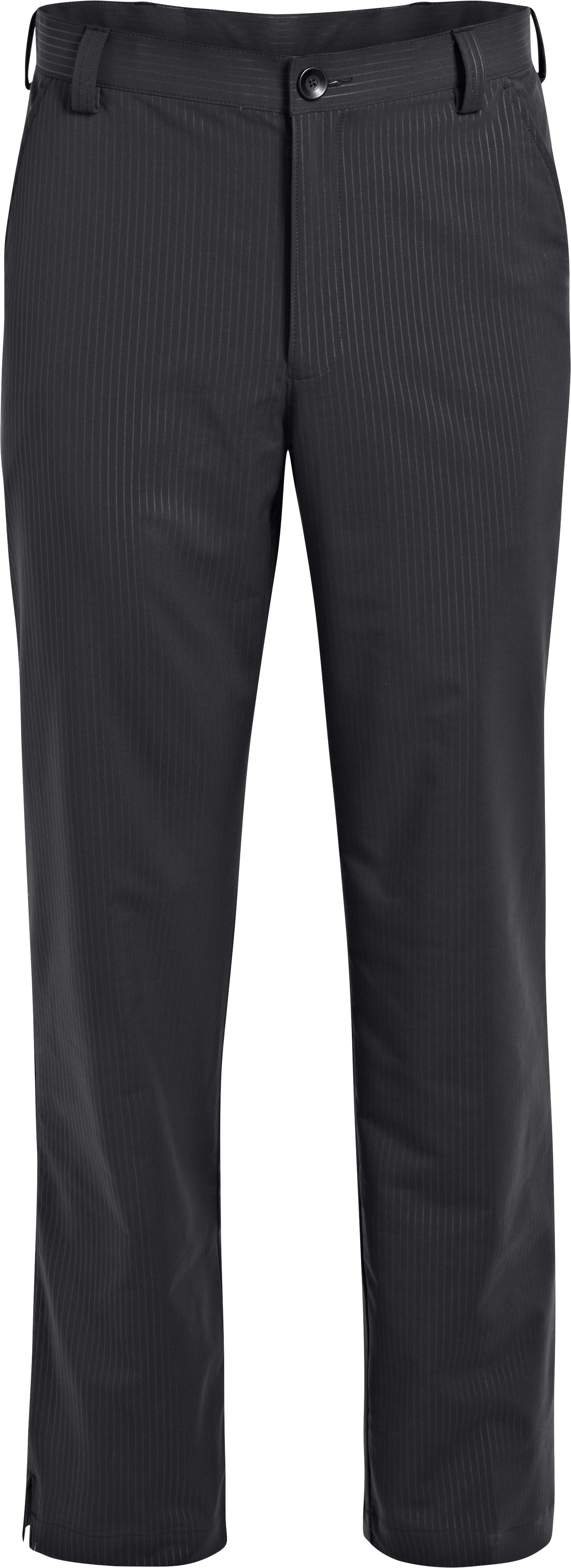 Men's UA Bent Grass 2.0 Pants, Black , undefined