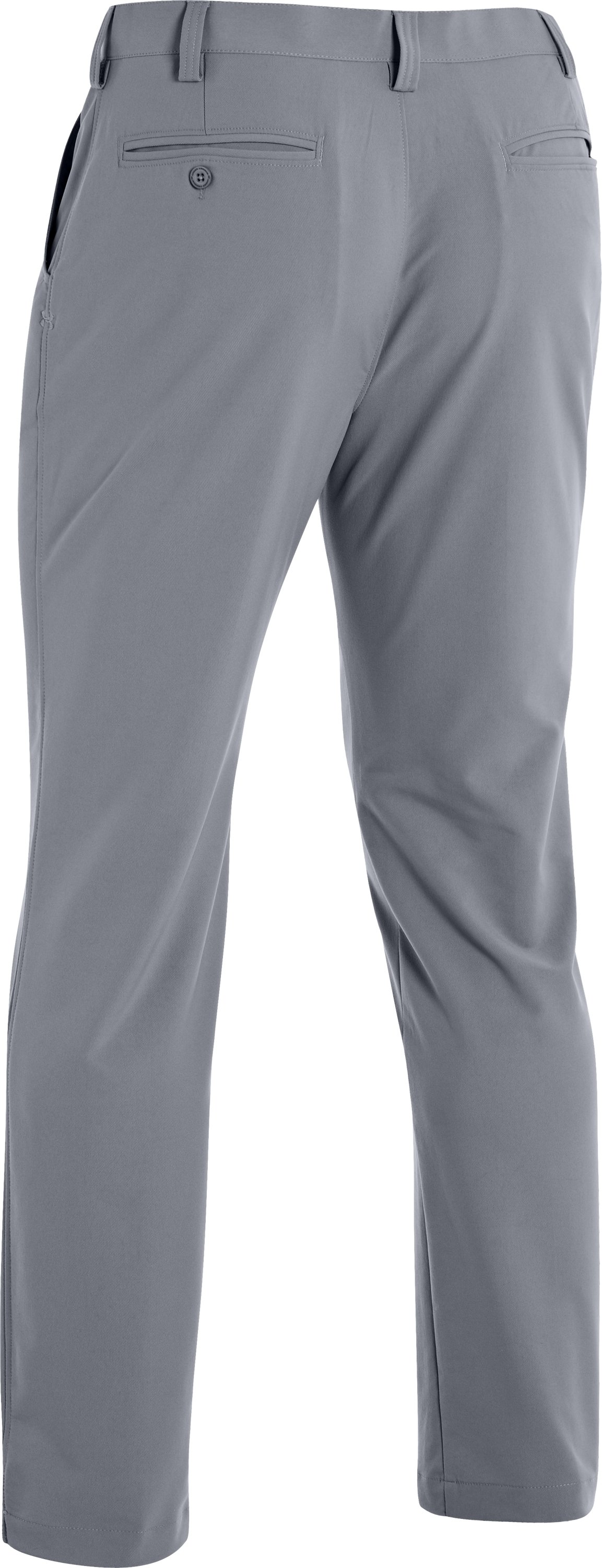 Men's UA Bent Grass 2.0 Pants, Steel, undefined