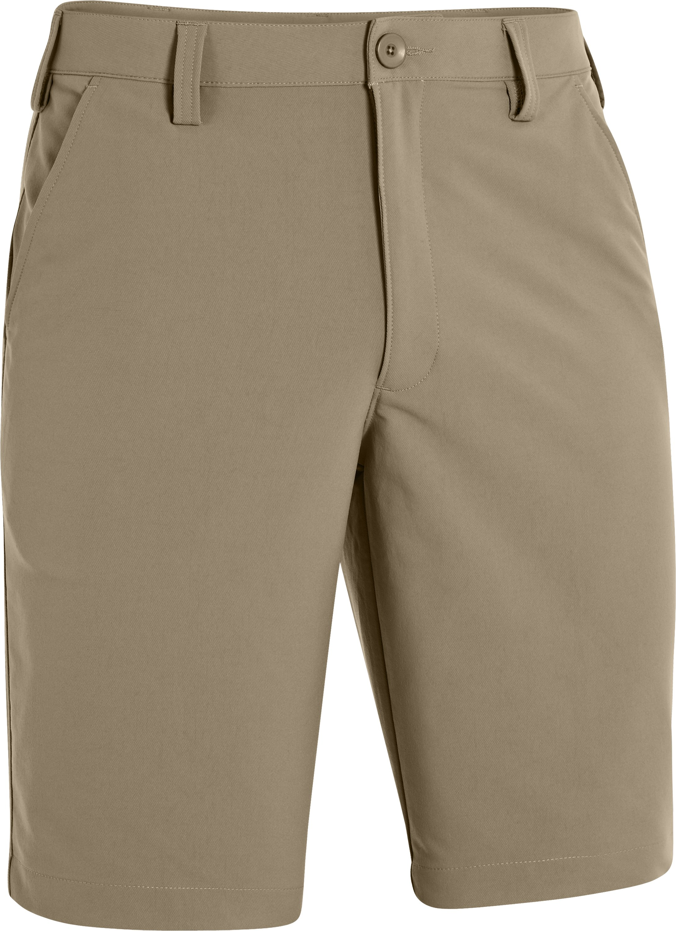 Men's UA Bent Grass Golf Shorts, Canvas