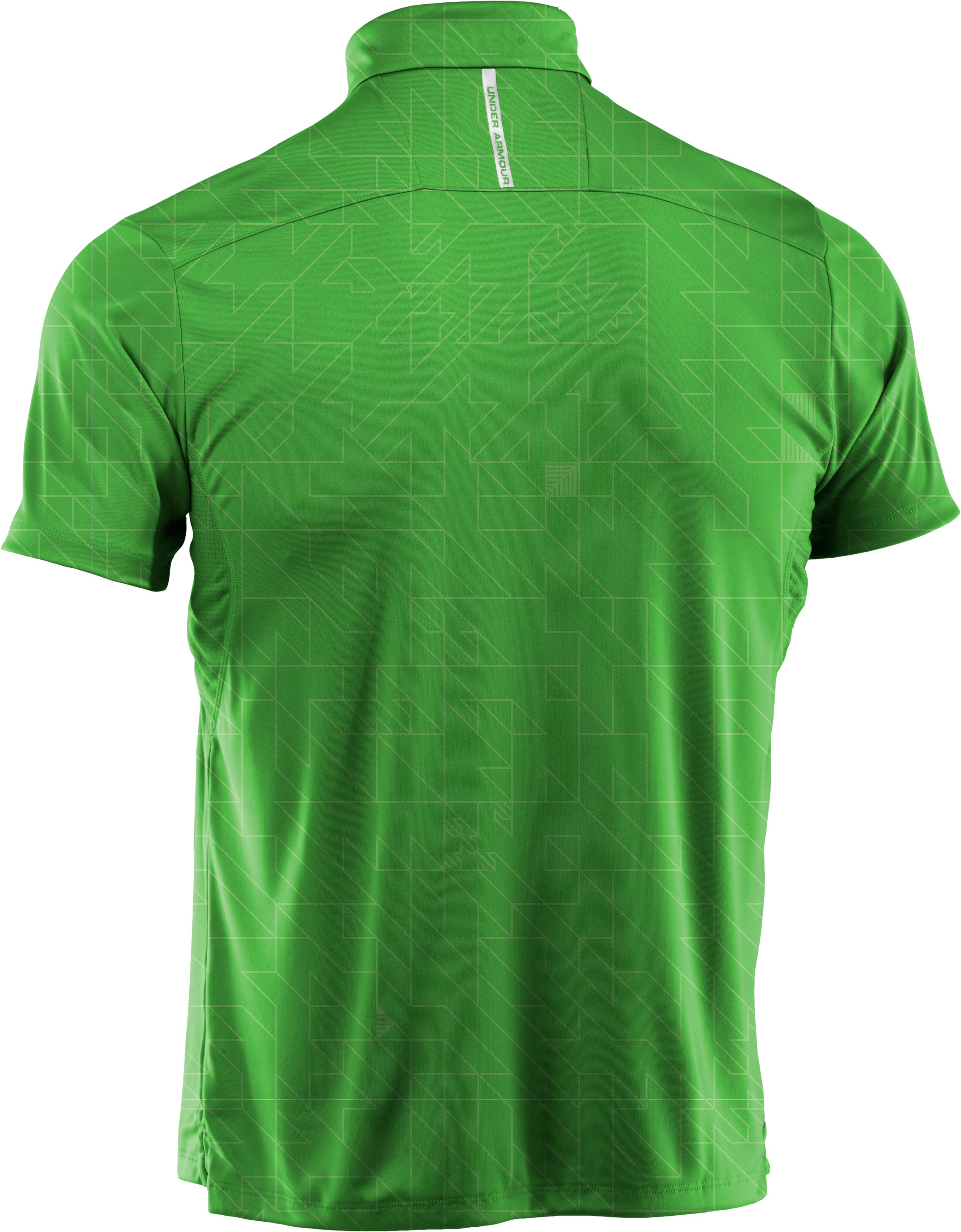 Men's coldblack® Player Polo, PARROT GREEN