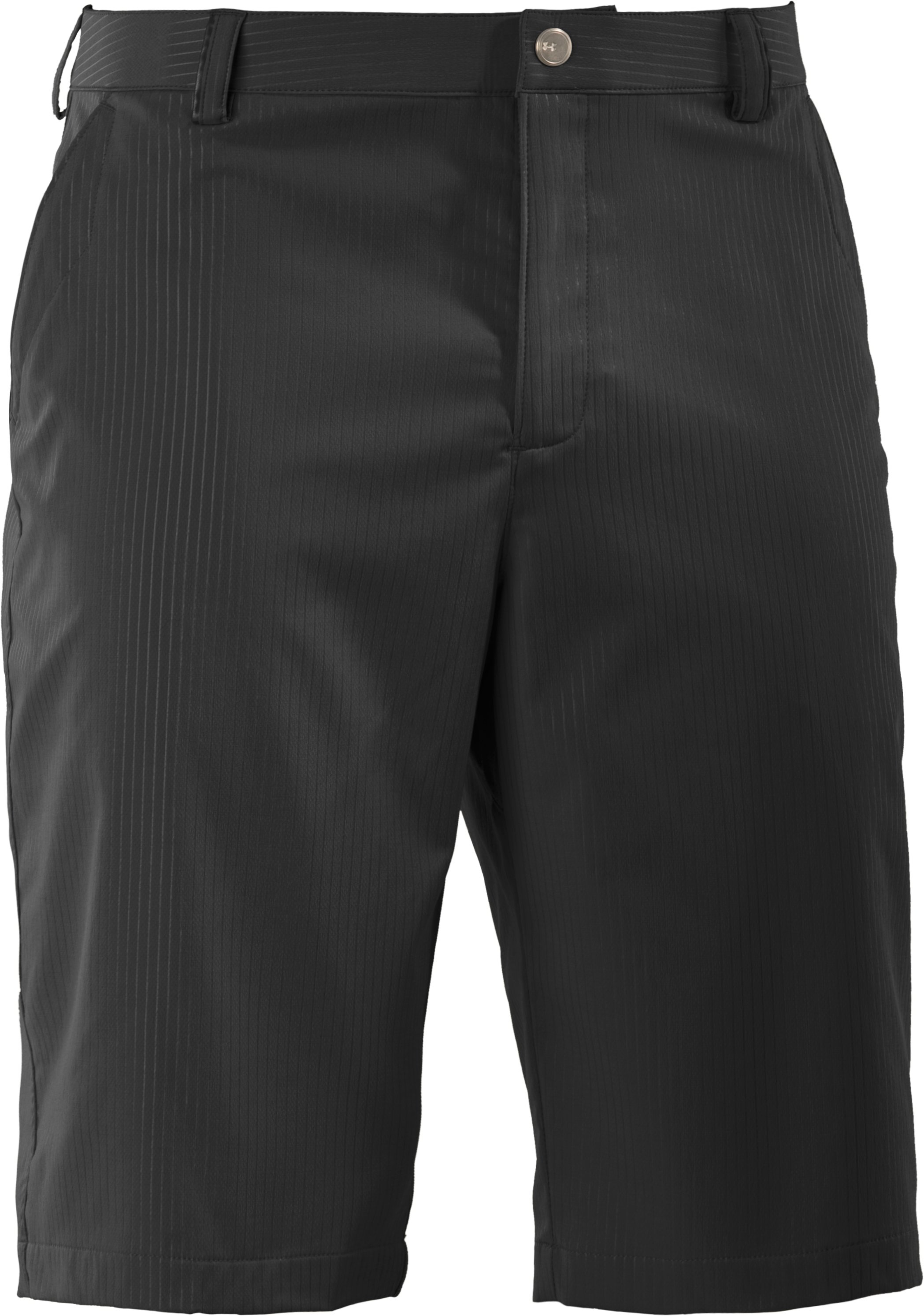 Men's coldblack® Embossed Shorts, Black