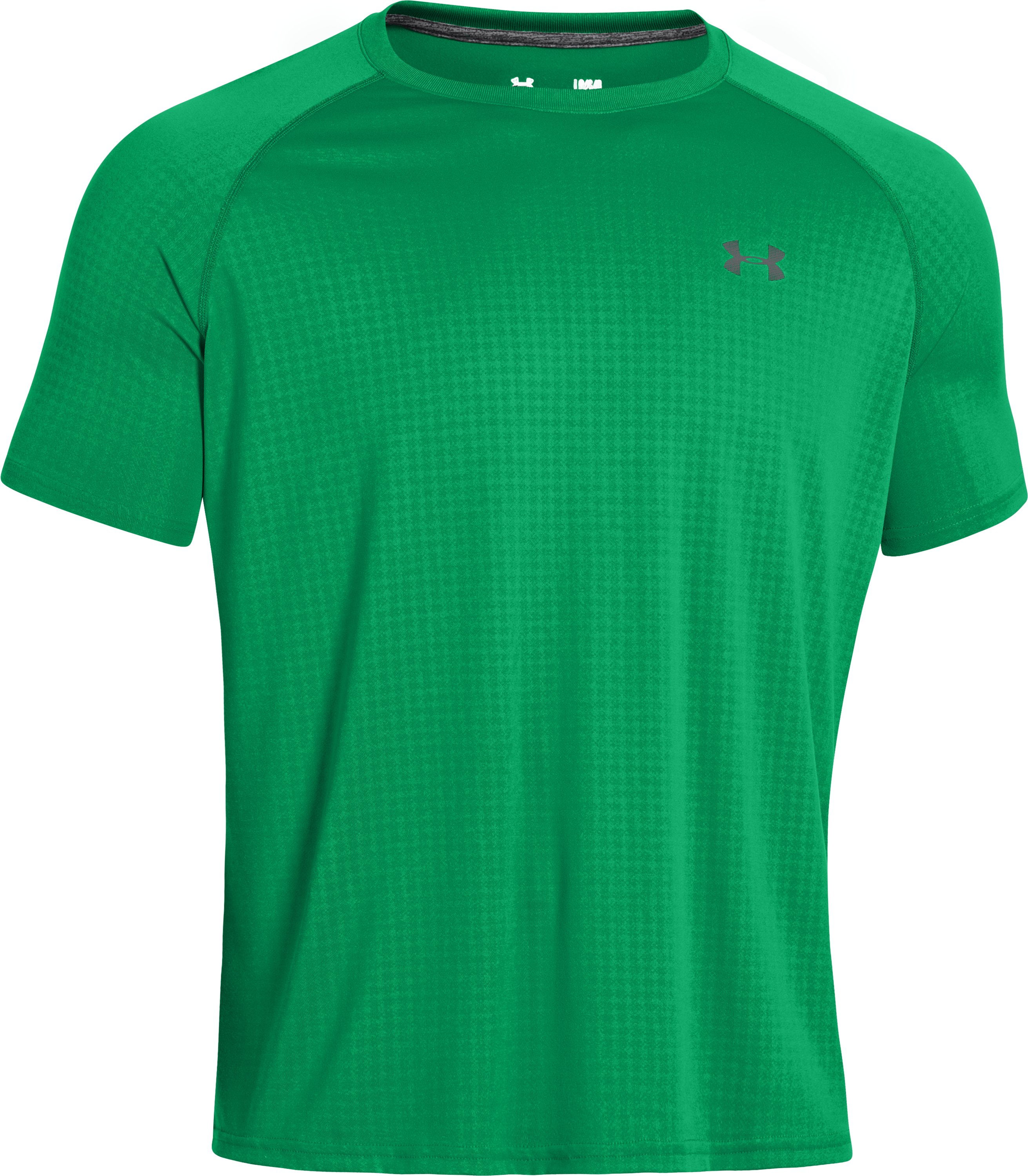 Men's UA Tech™ Patterned T-Shirt, Feisty