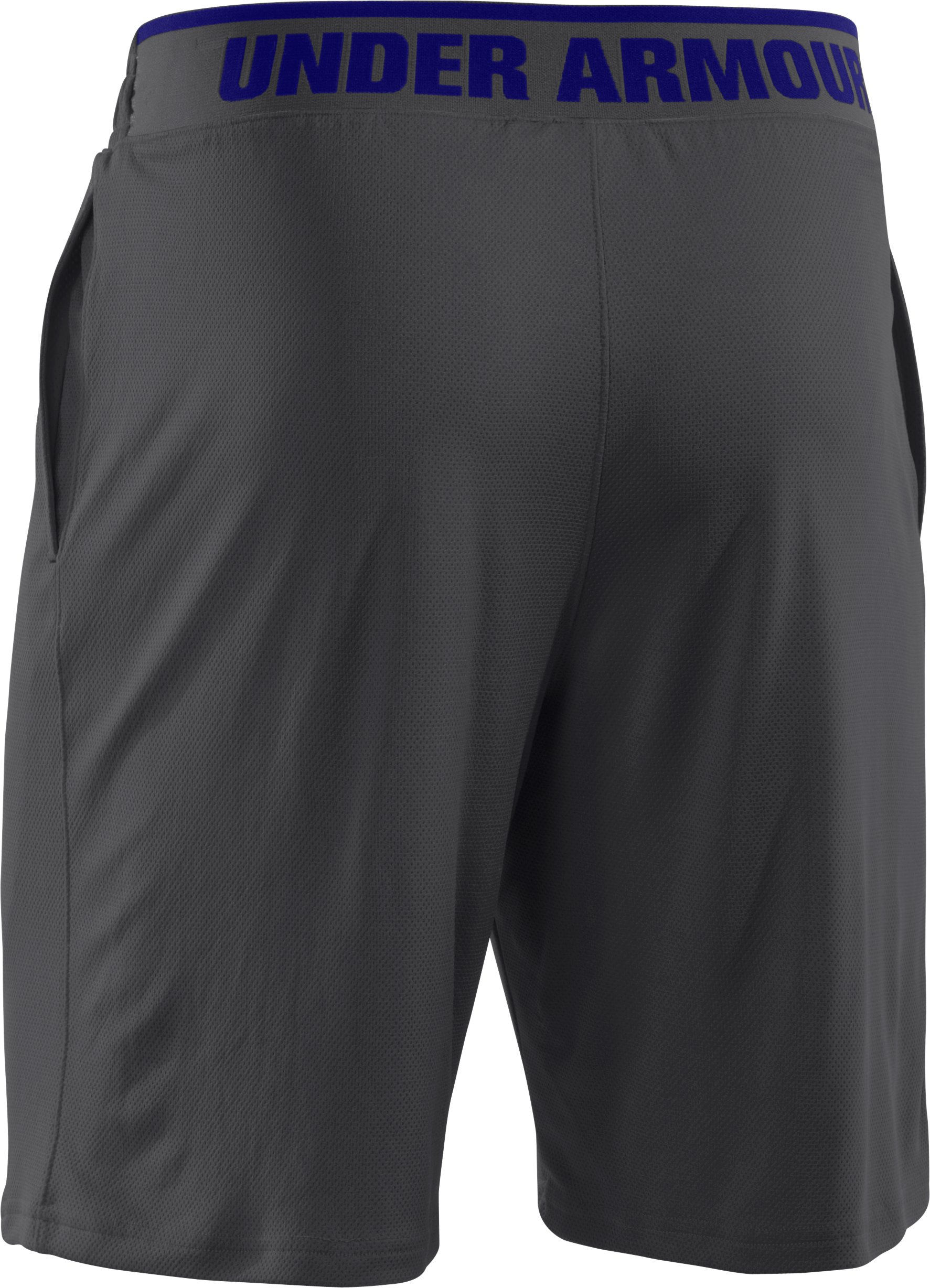 Men's UA Reflex Shorts, Graphite