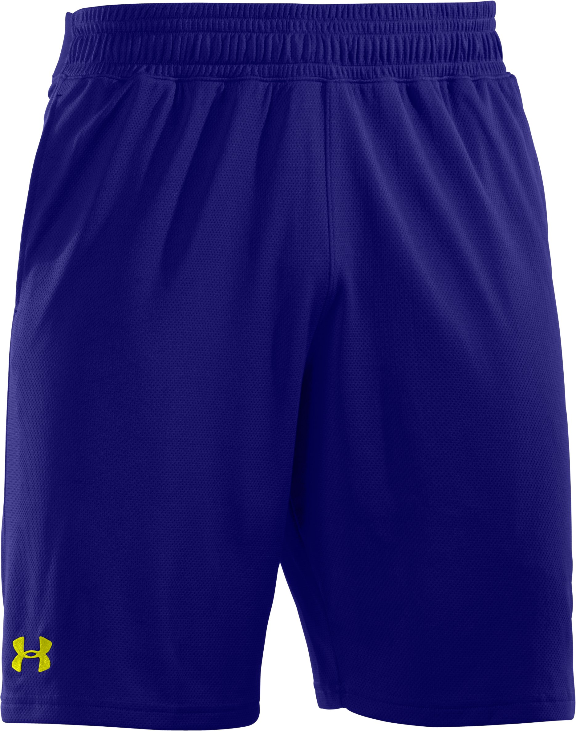 Men's UA Reflex Shorts, Caspian