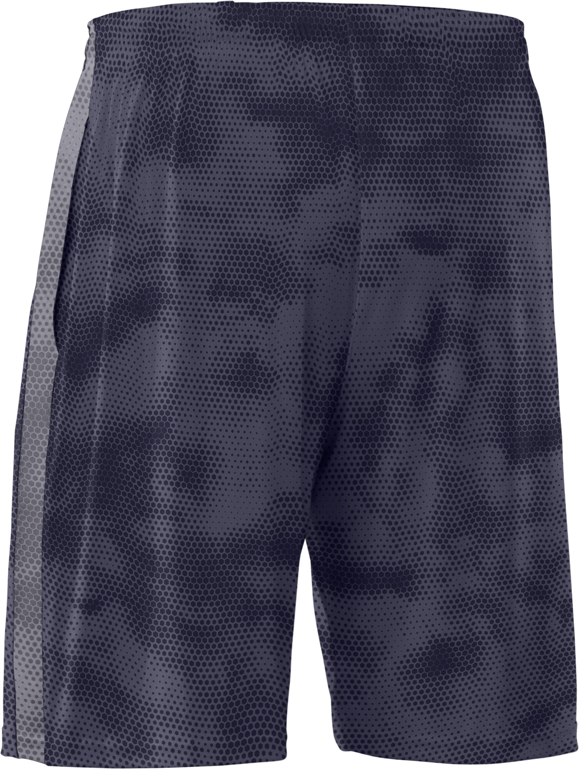 Men's UA Micro Printed Shorts, Midnight Navy