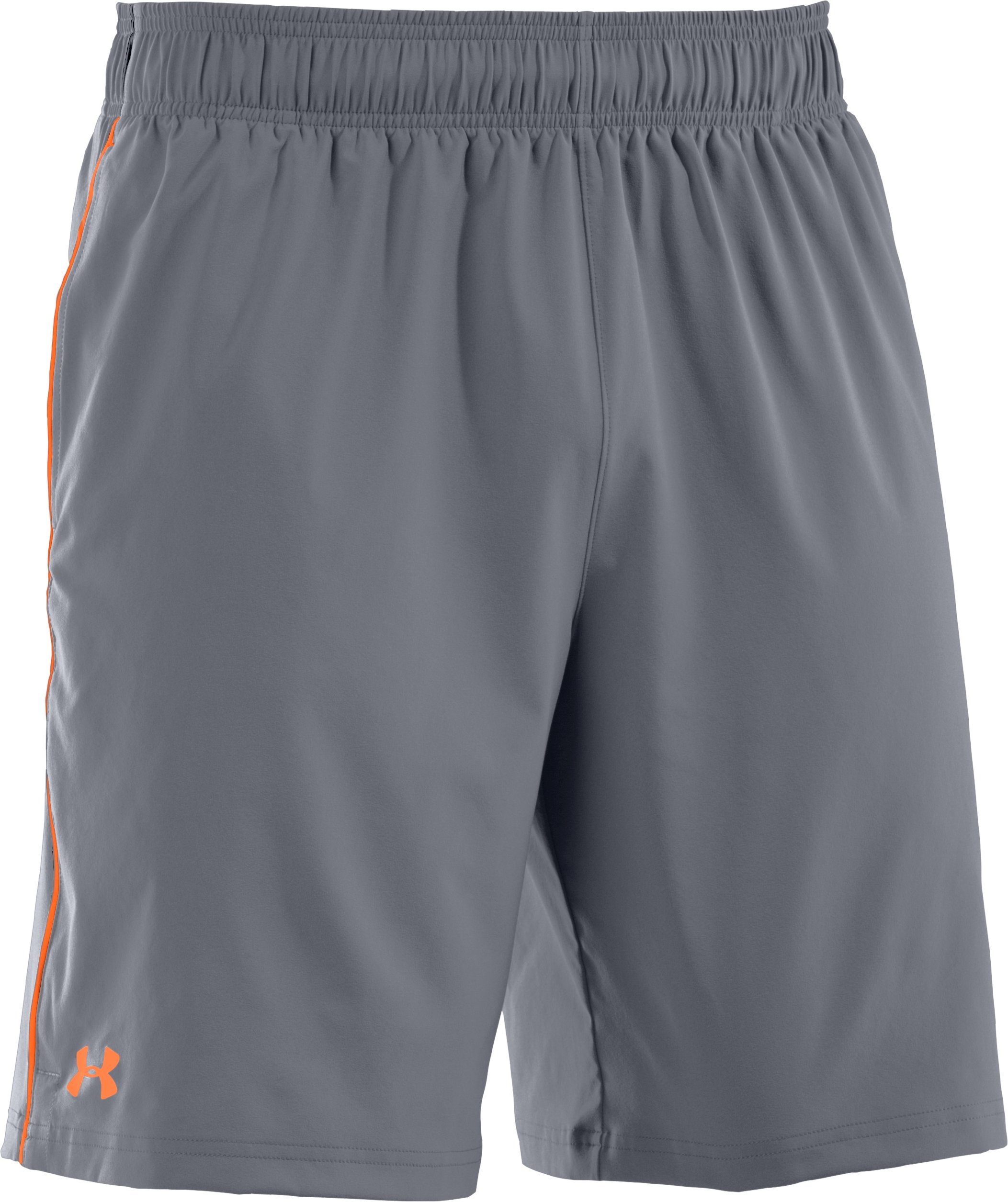 "Men's UA Mirage 10"" Shorts, Steel"