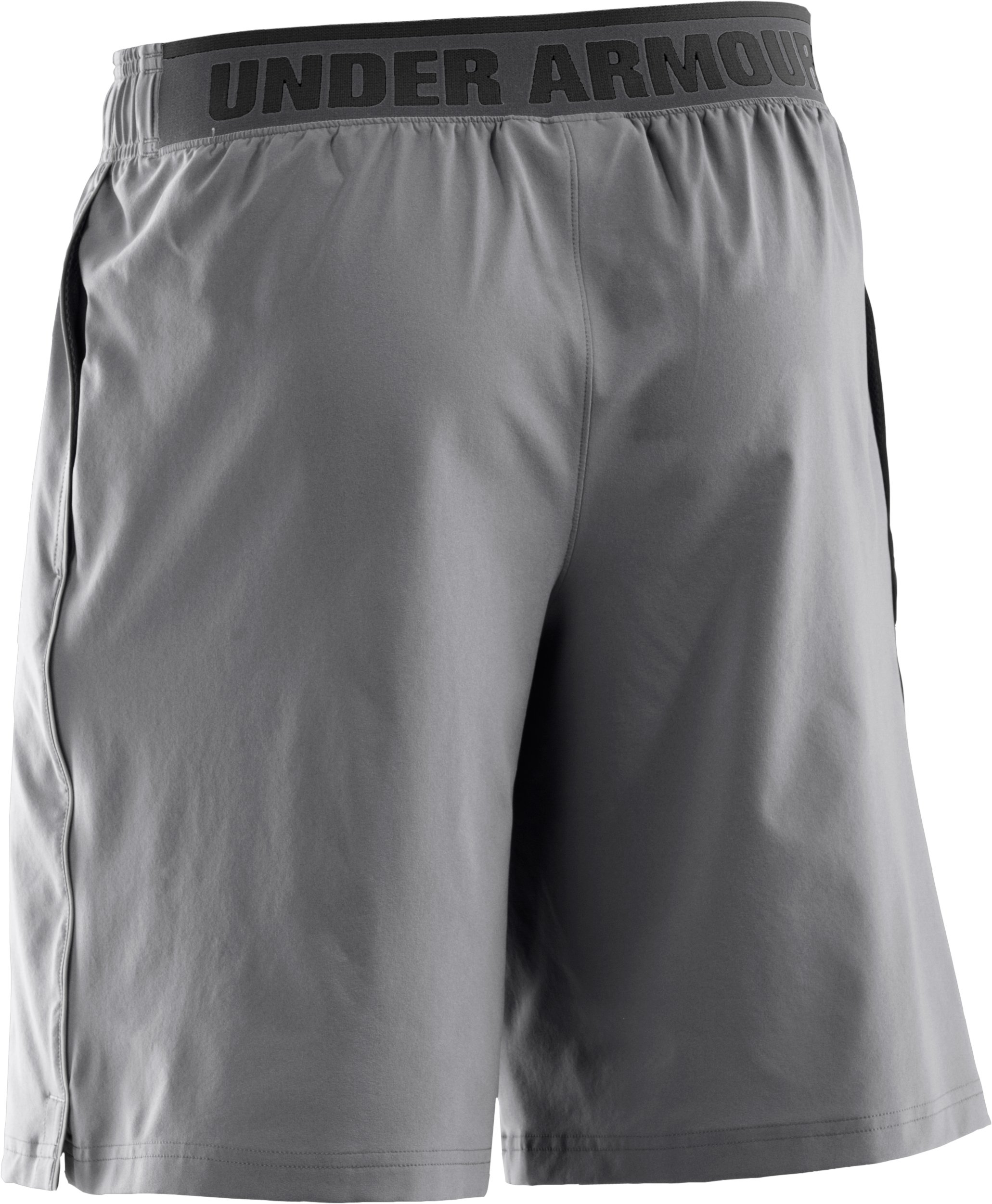 "Men's UA Mirage 10"" Shorts, Graphite"
