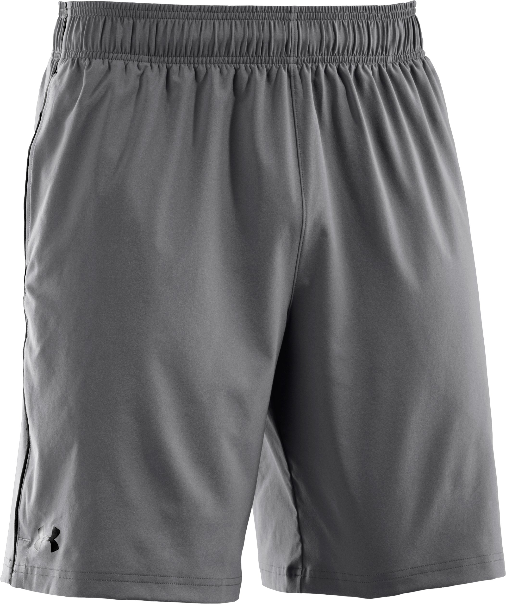 "Men's UA Mirage 10"" Shorts, Graphite,"