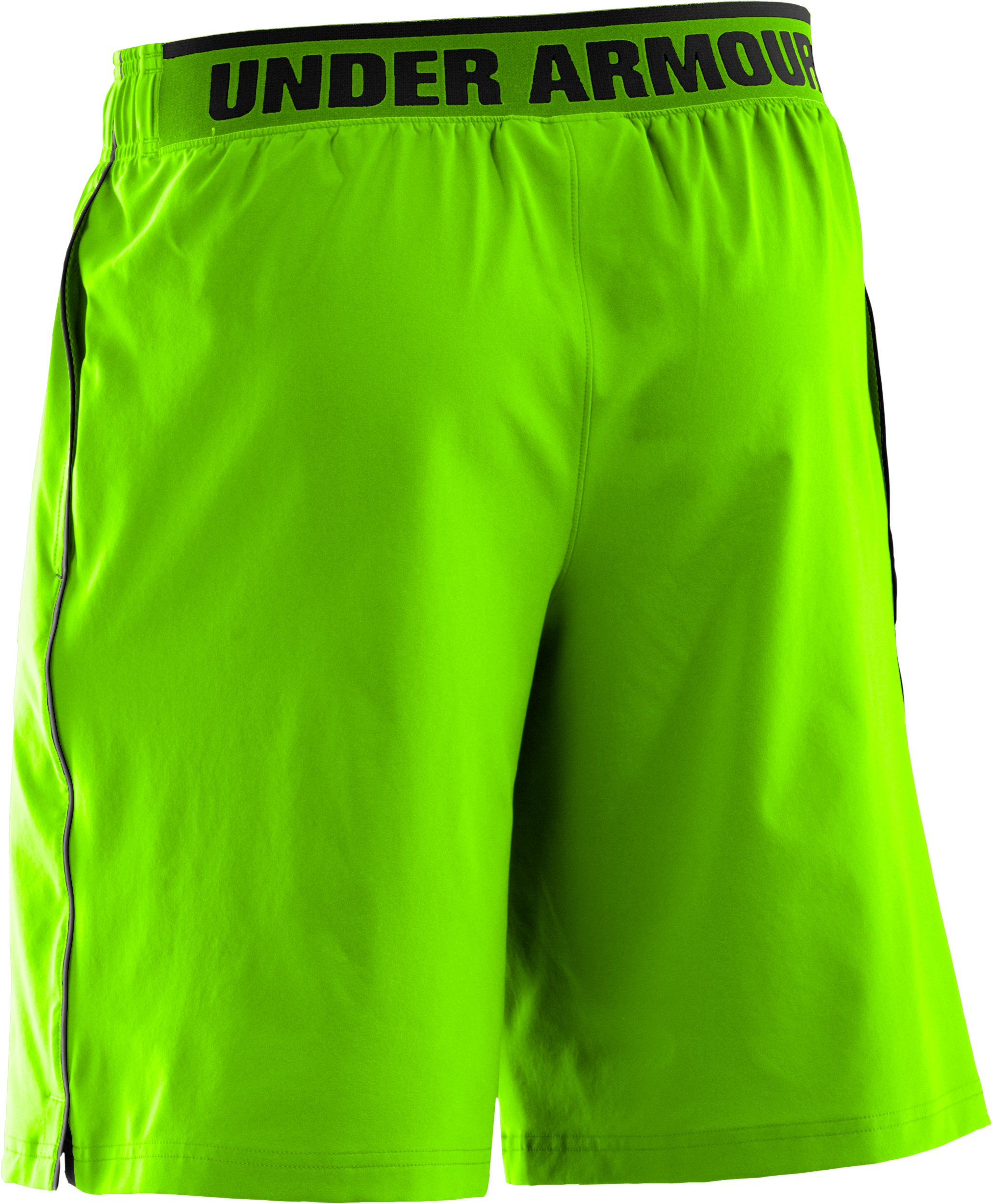 "Men's UA Mirage 10"" Shorts, HYPER GREEN"
