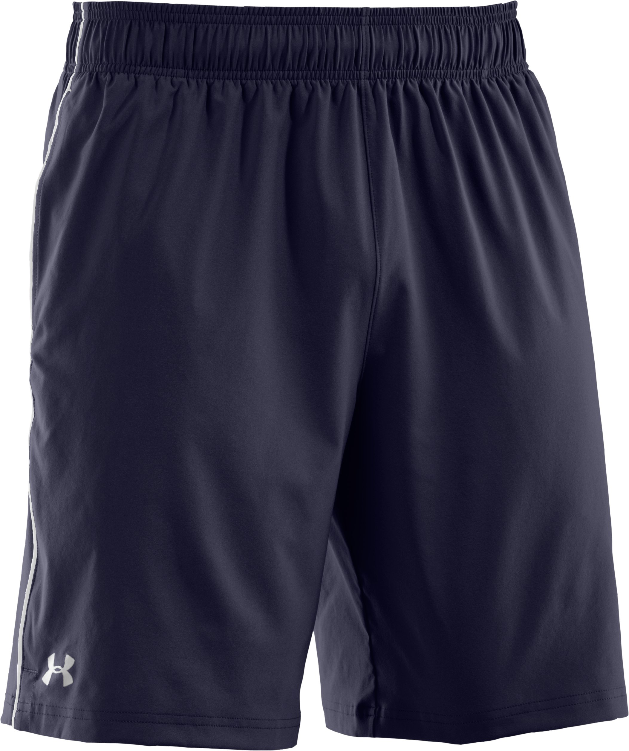 "Men's UA Mirage 10"" Shorts, Midnight Navy, undefined"