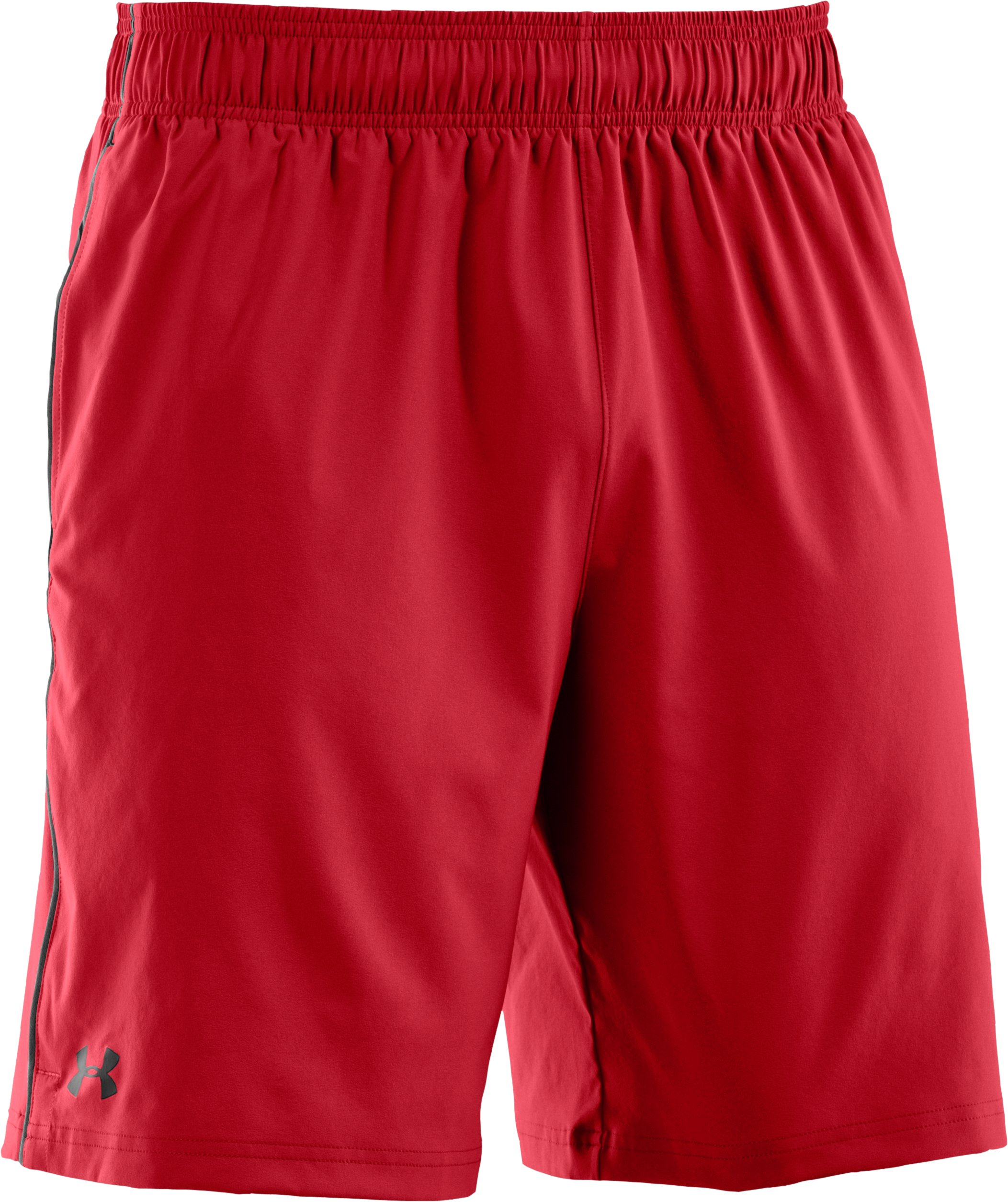 "Men's UA Mirage 10"" Shorts, Red, undefined"