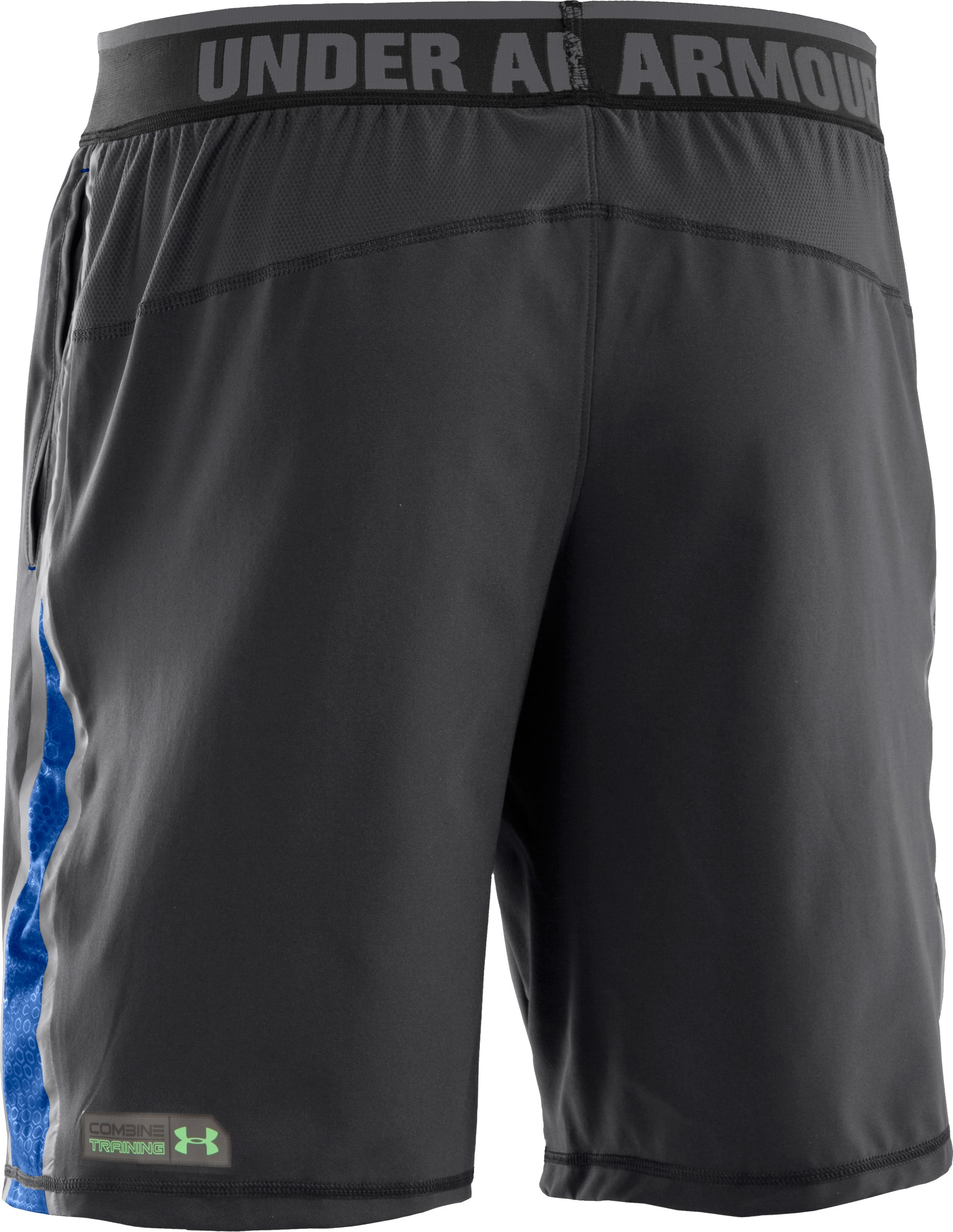 Men's UA Combine® Training Accelerant Shorts, Graphite