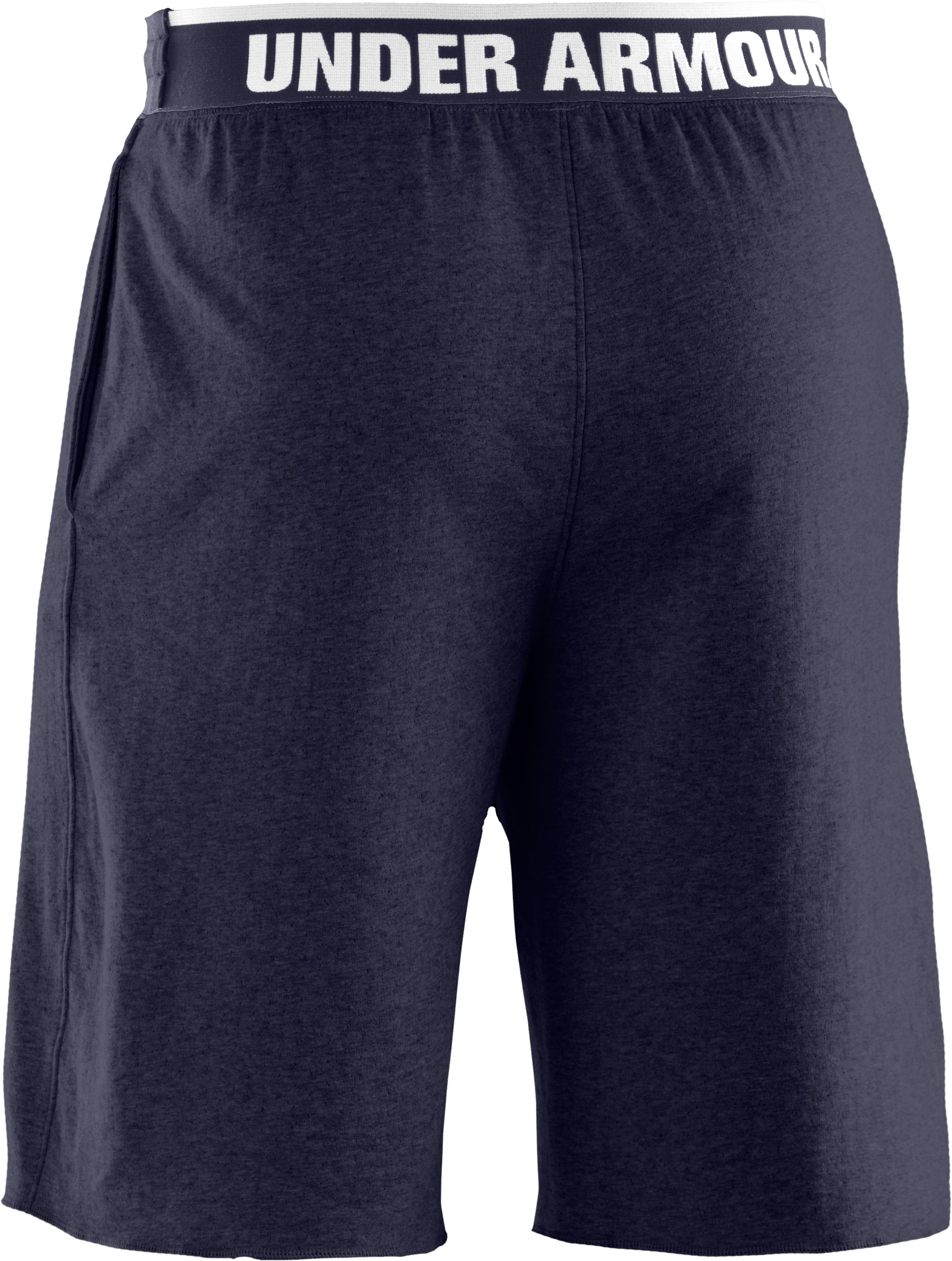 Men's Charged Cotton® Contender Shorts, Midnight Navy