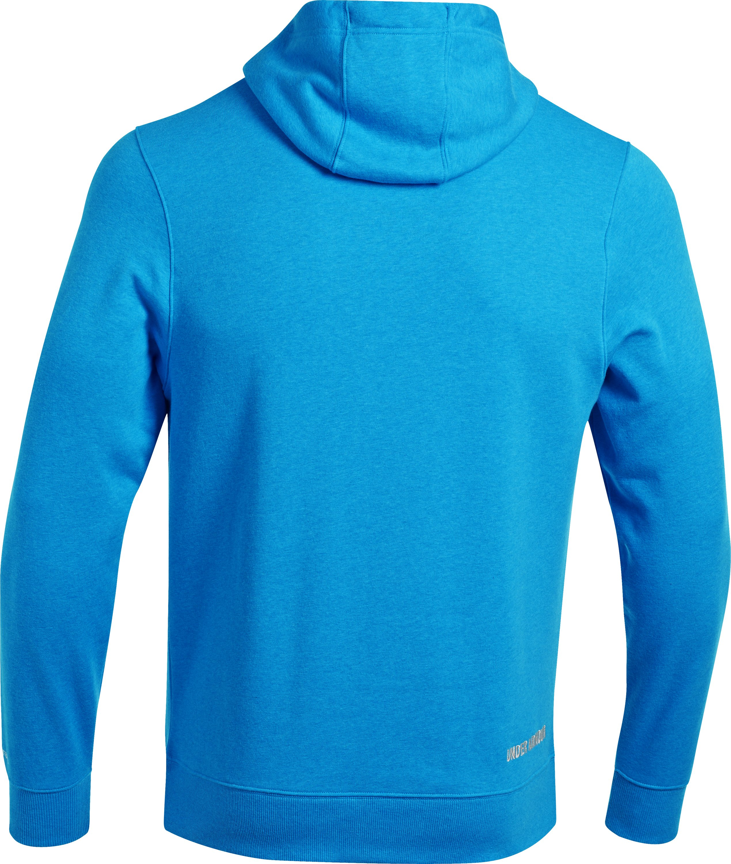 Men's Charged Cotton® Storm Transit Hoodie, ELECTRIC BLUE