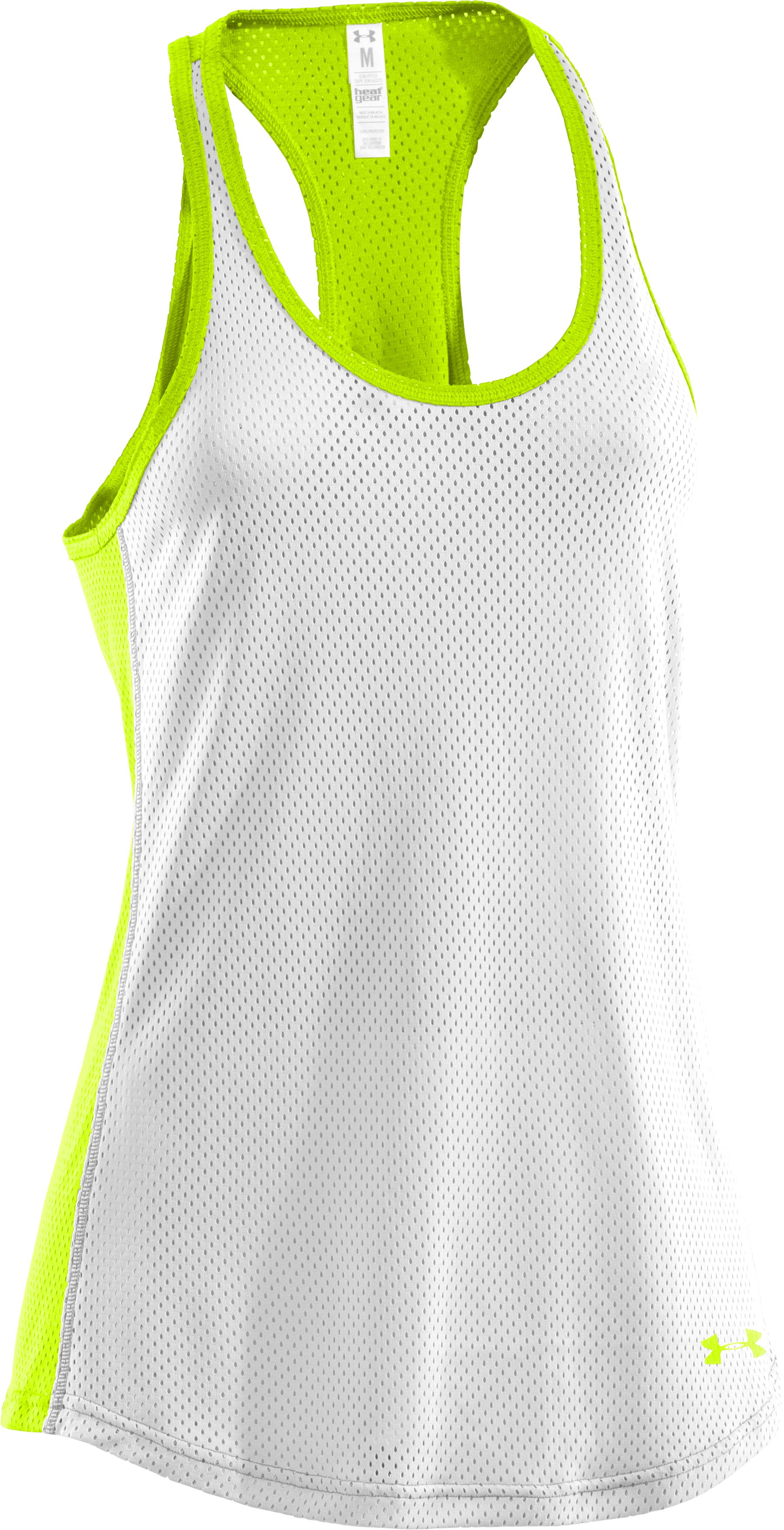 Women's UA Victory Pinney, White