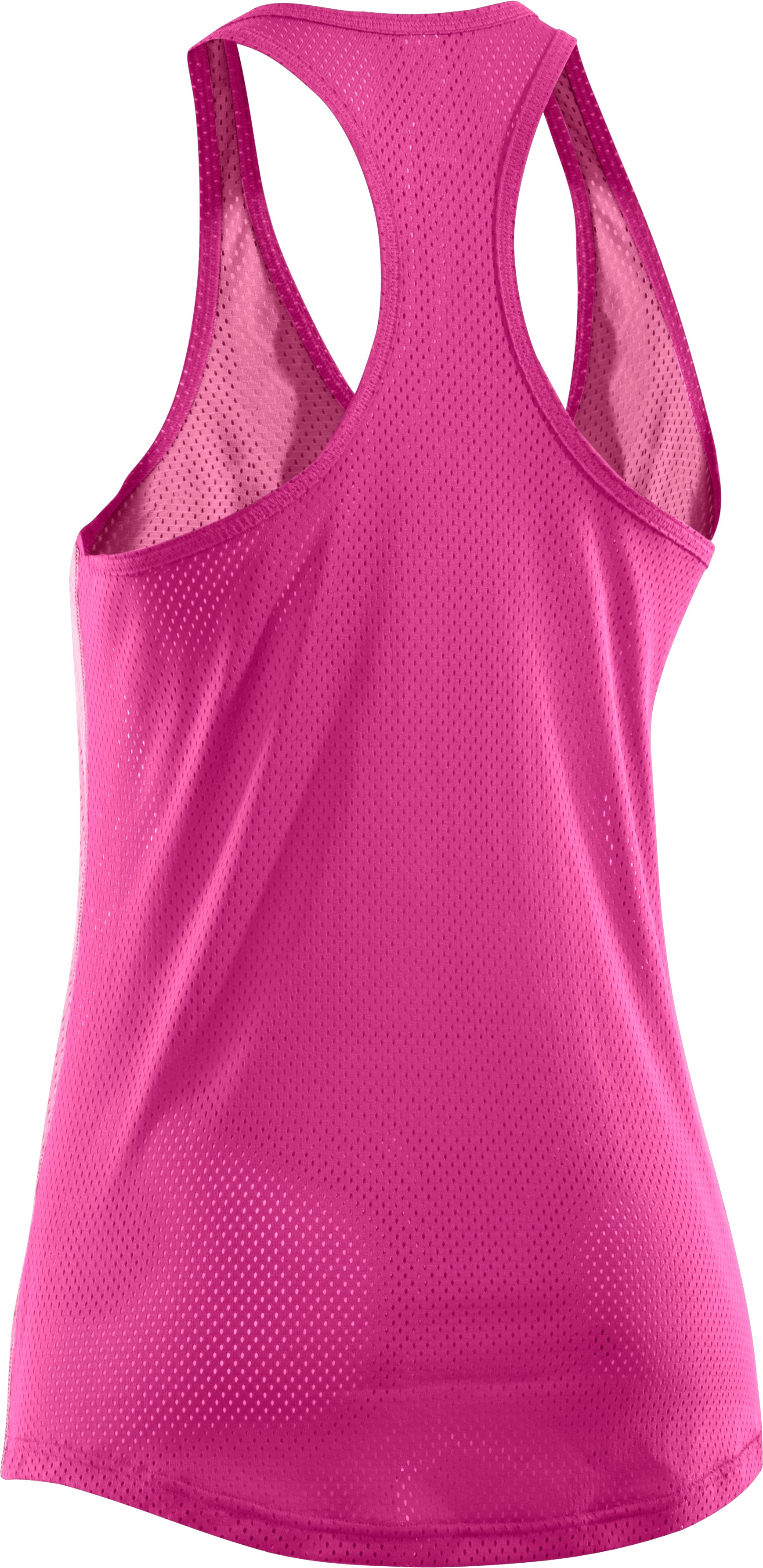 Women's UA Victory Pinney, Fluo Pink,