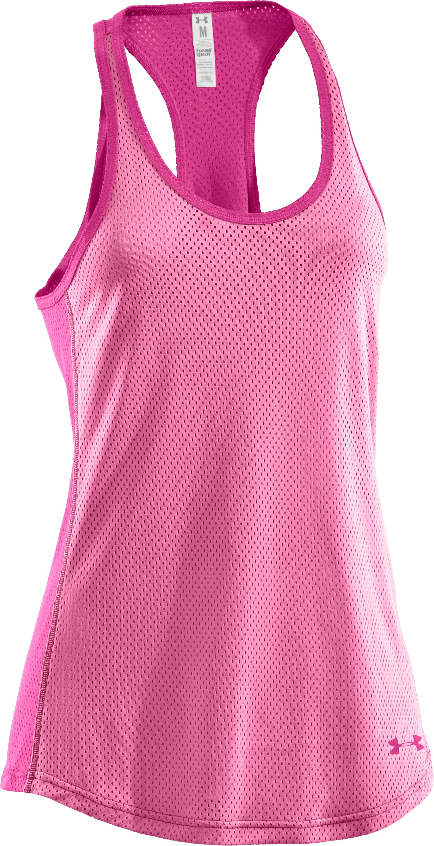 Women's UA Victory Pinney, Fluo Pink, undefined