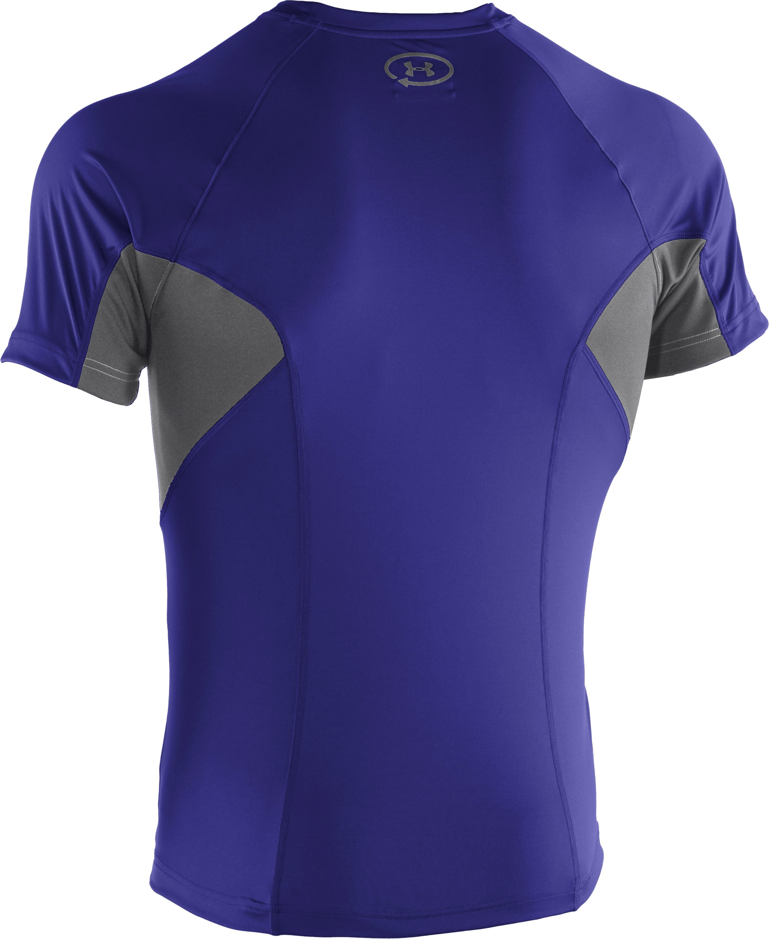 Men's UA Catalyst Mesh T-Shirt, Caspian