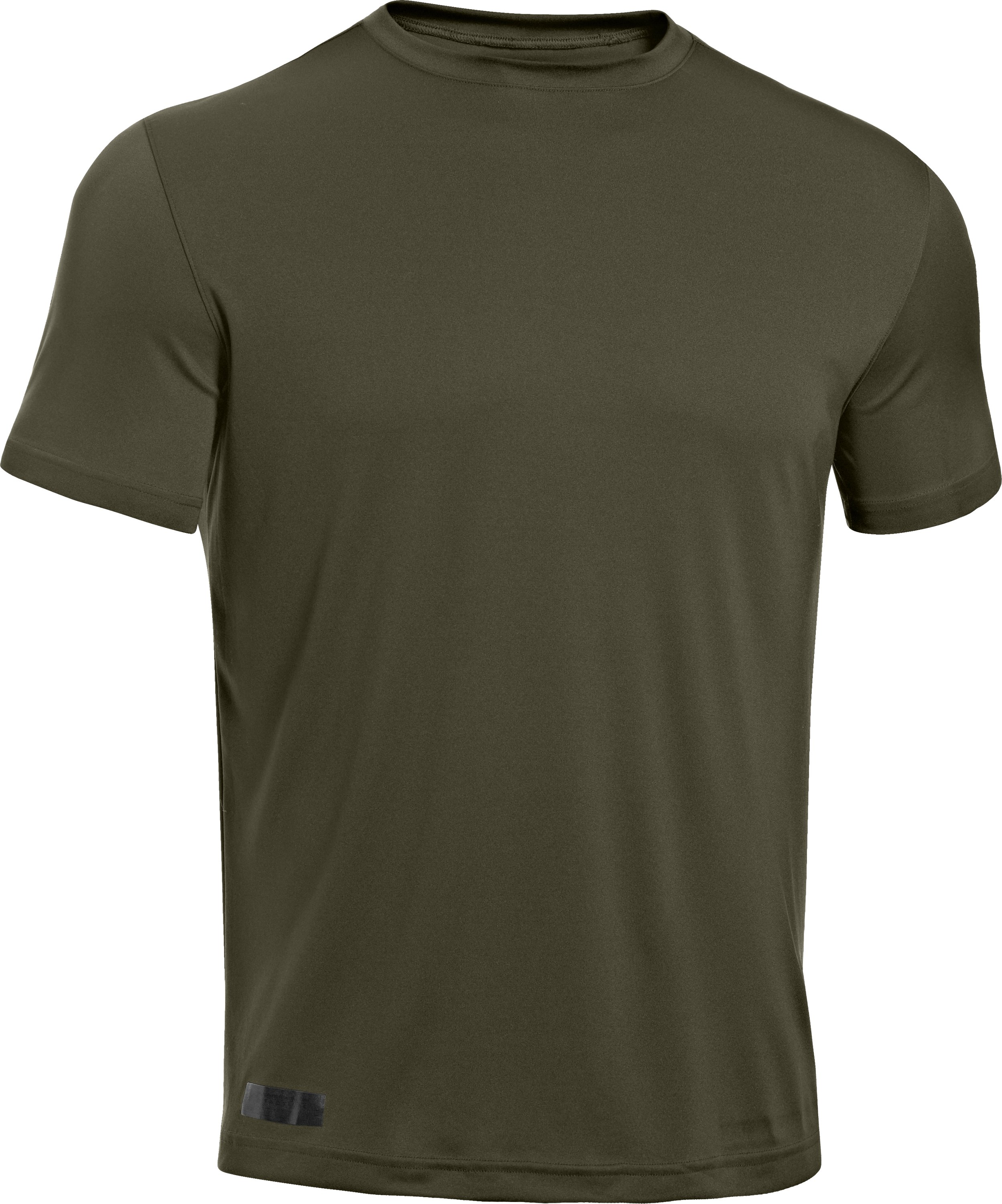 Men's HeatGear® Tactical Short Sleeve T-Shirt, Marine OD Green