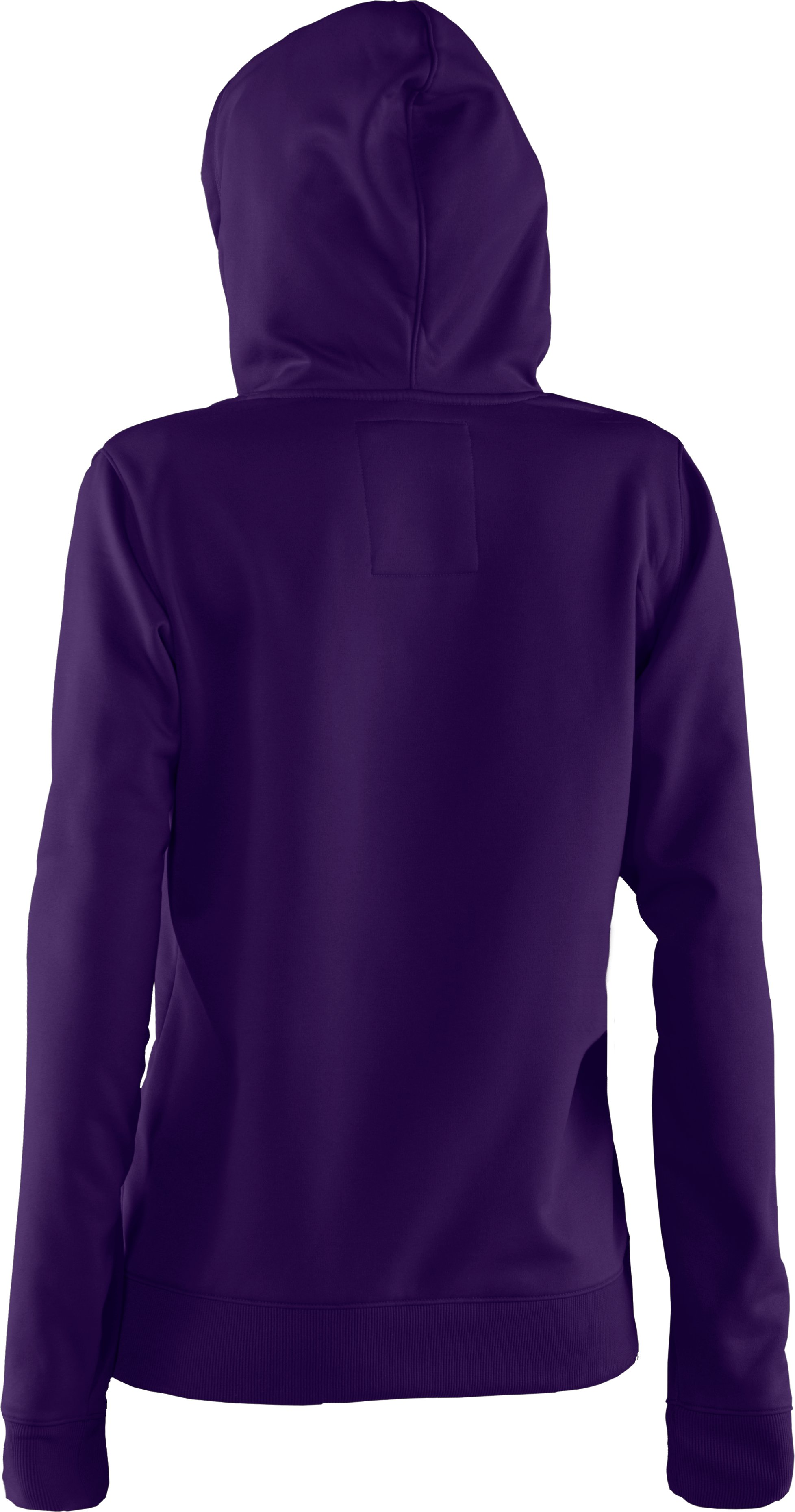 Women's Armour® Fleece Storm Printed Big Logo Hoodie, Zone,
