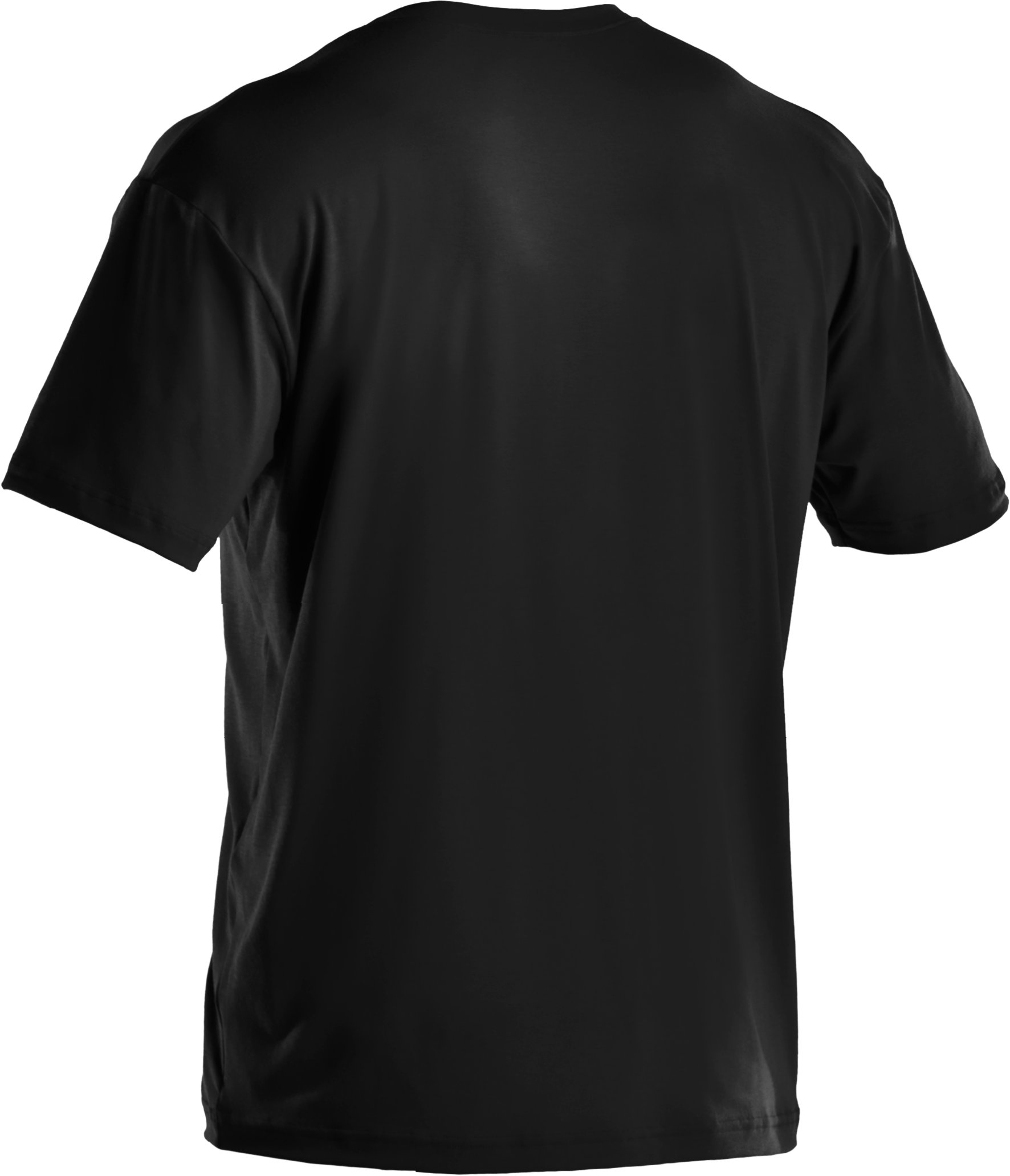 Men's UA Line Up T-Shirt, Black