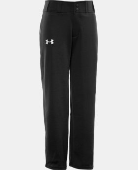 Boys' UA Clean Up Baseball Pants  3 Colors $19.99