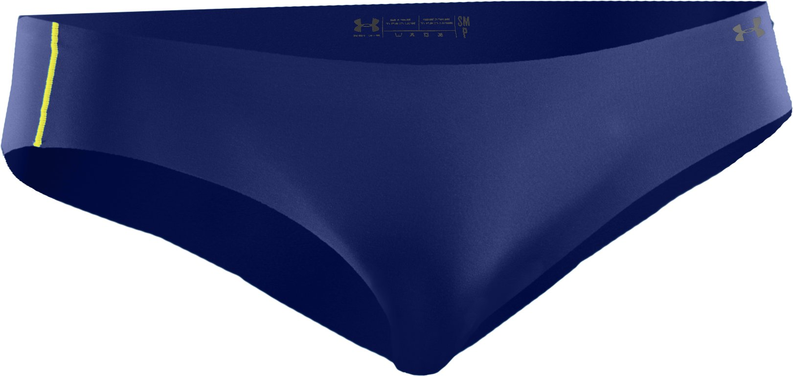 Women's UA Pure Stretch Cheeky, Caspian, zoomed image