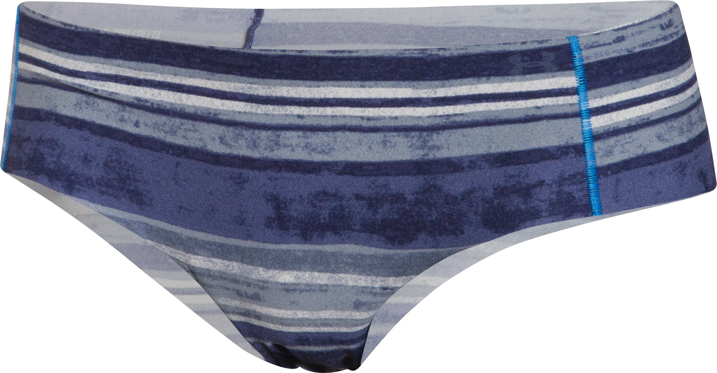 Women's UA Pure Stretch Cheeky, FADED INK, zoomed image