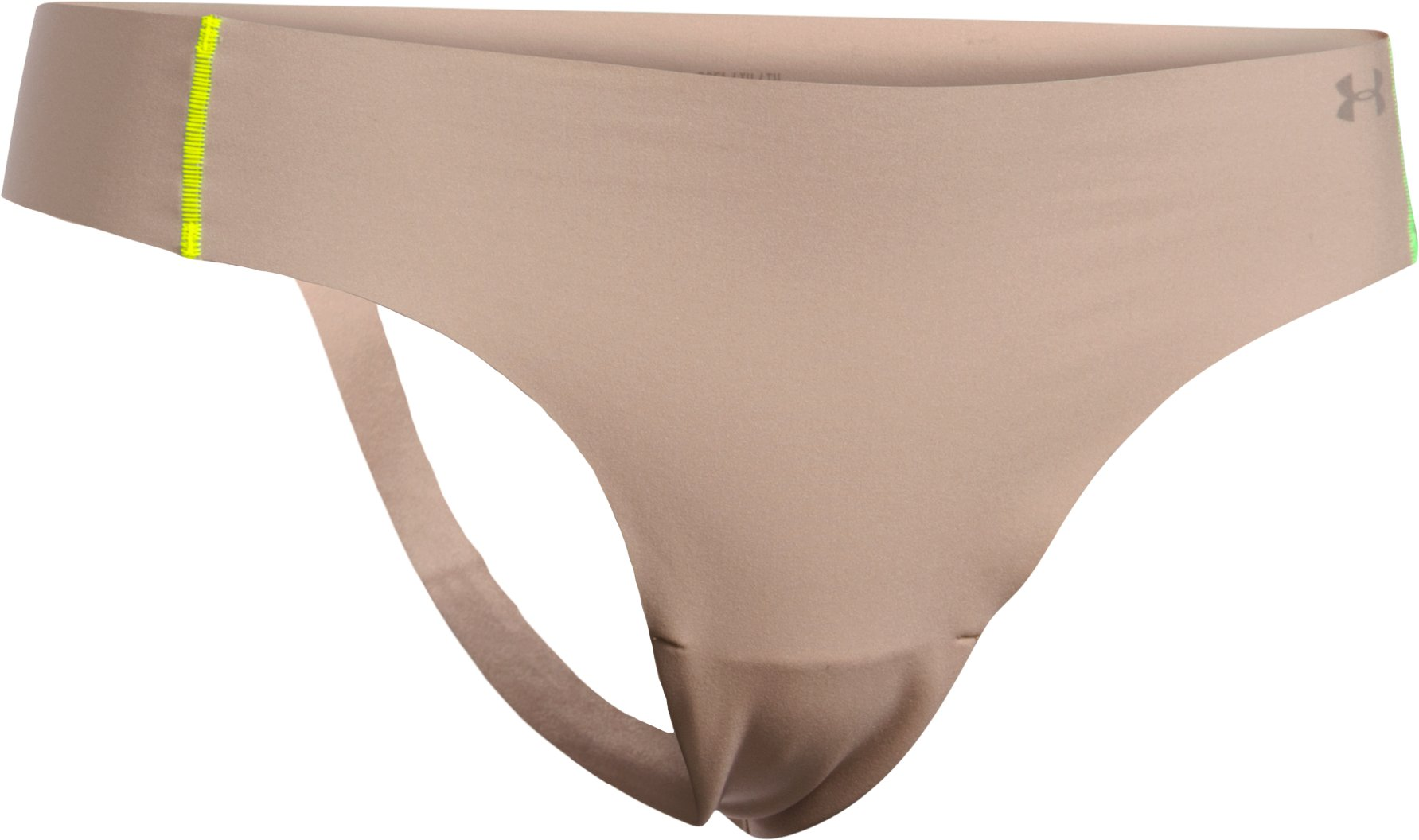 Women's UA Pure Stretch Thong, Nude, zoomed image