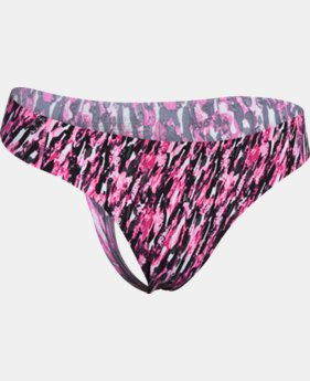 Women's UA Pure Stretch Thong  3 For $30 2 Colors $12