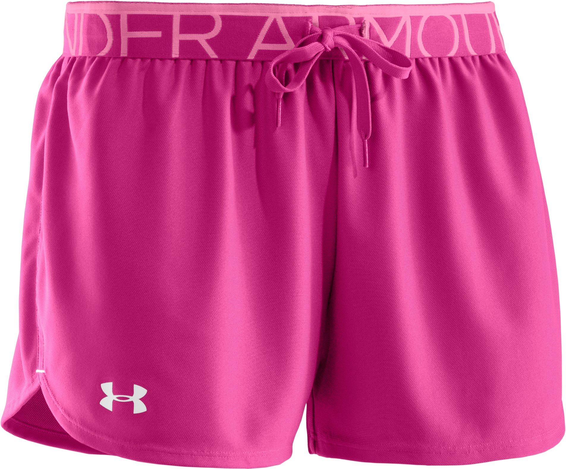 Women's UA Play Up Shorts, Playful