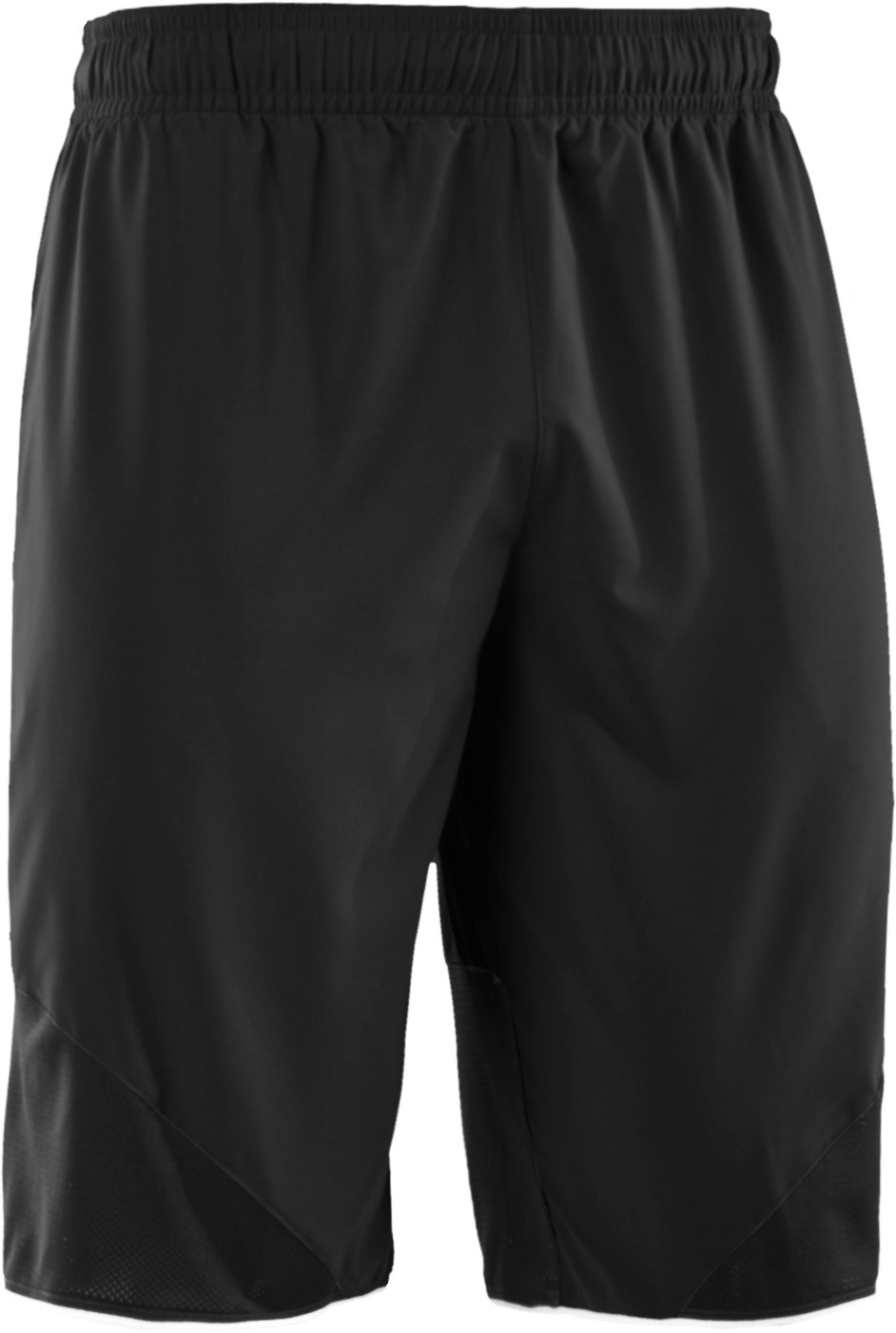 Men's UA Rickter Basketball Shorts, Black