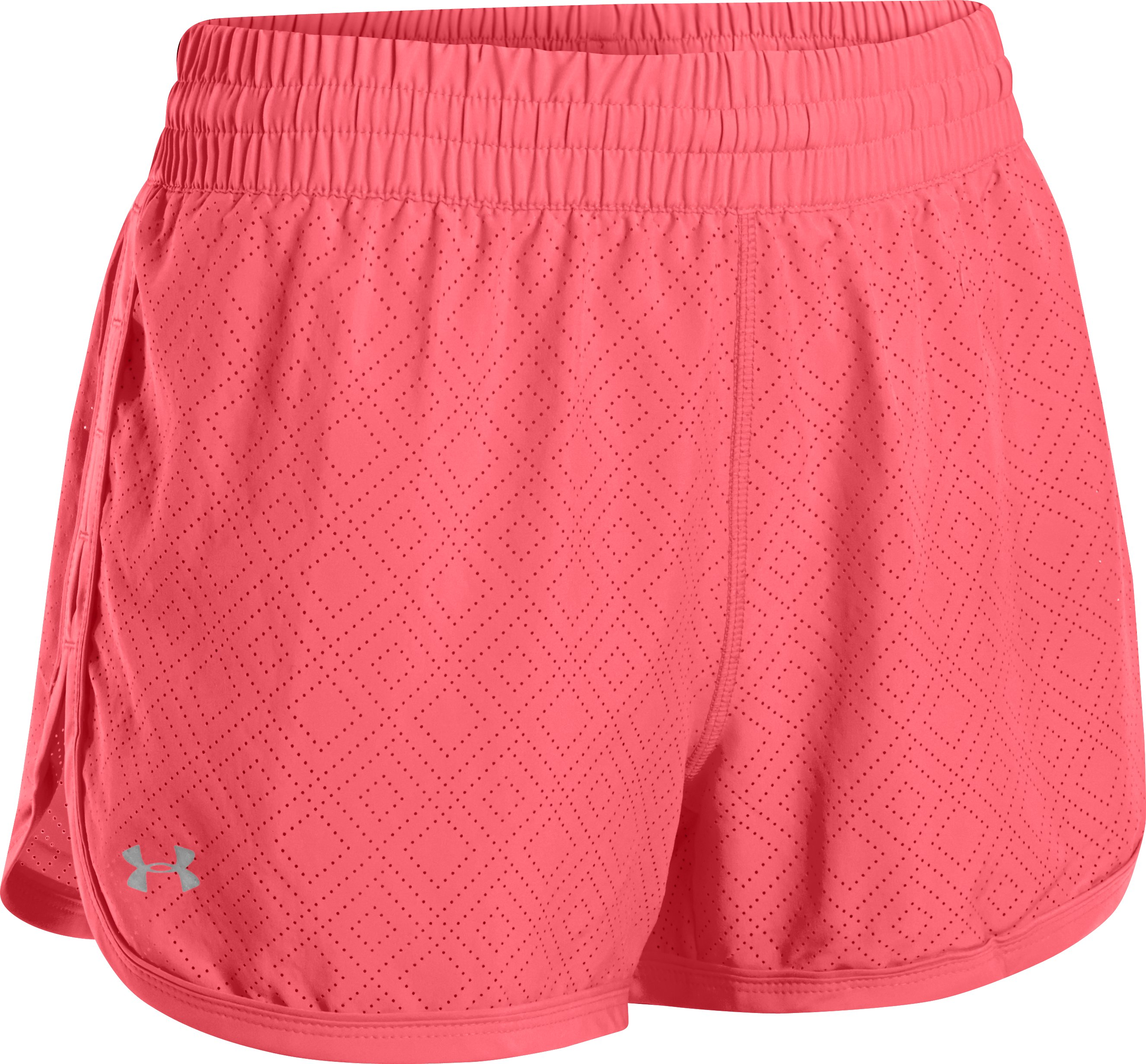Women's Perforated UA Great Escape Shorts II, BRILLIANCE