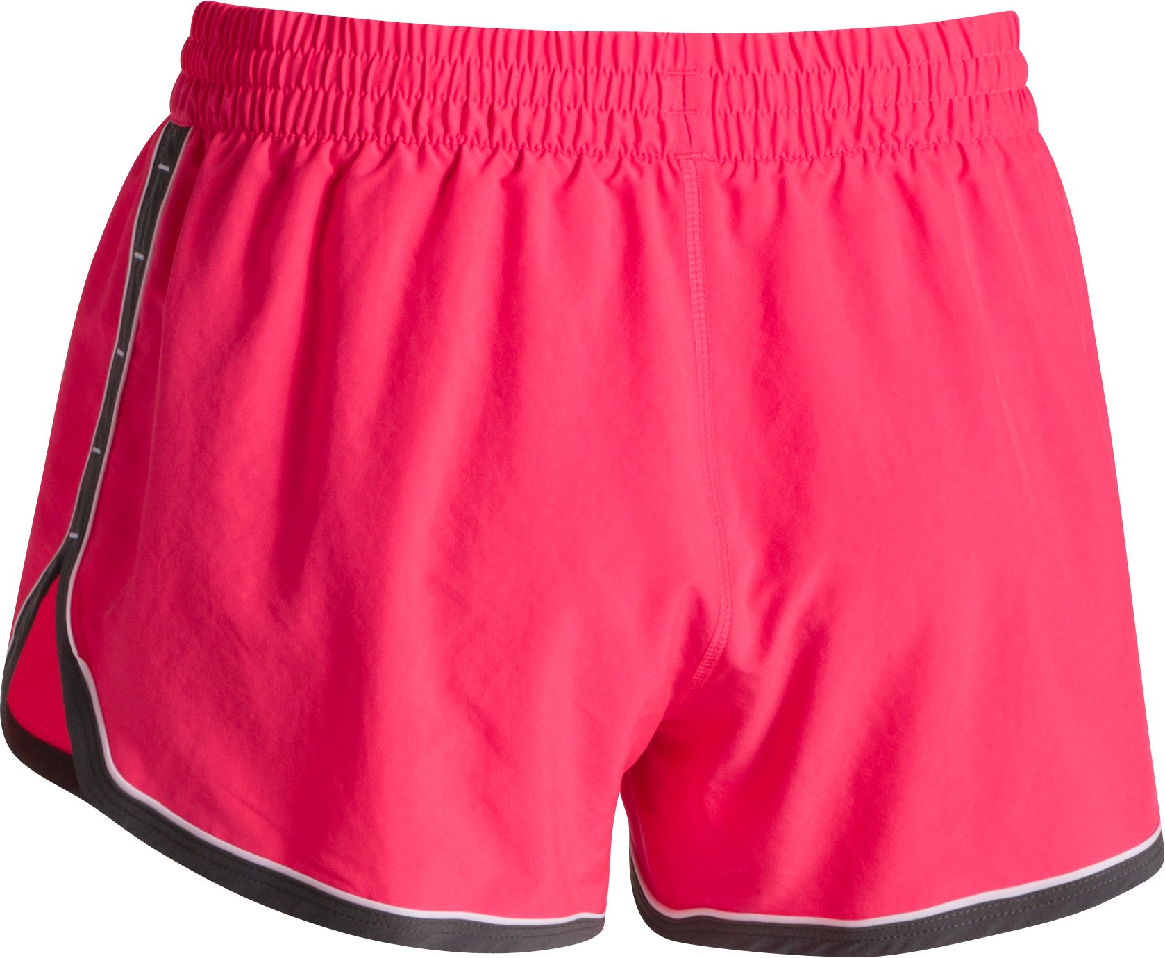 Women's UA Great Escape Shorts II, PINK SHOCK