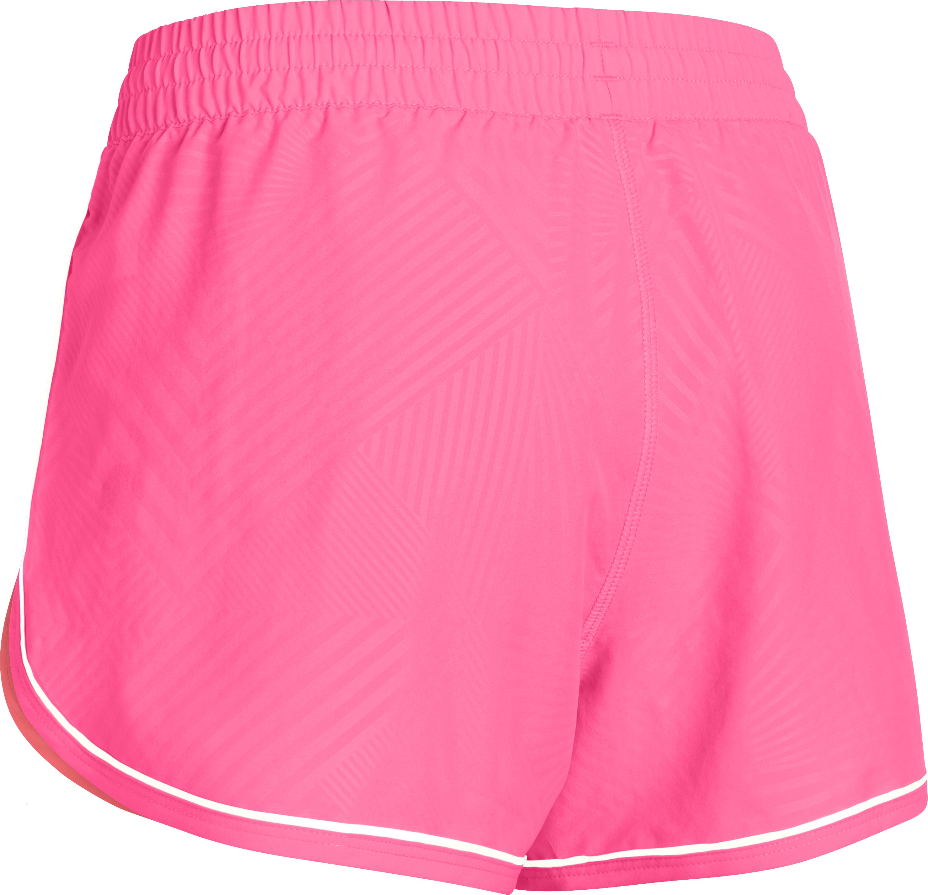 Women's UA Great Escape Printed Shorts II, Cerise