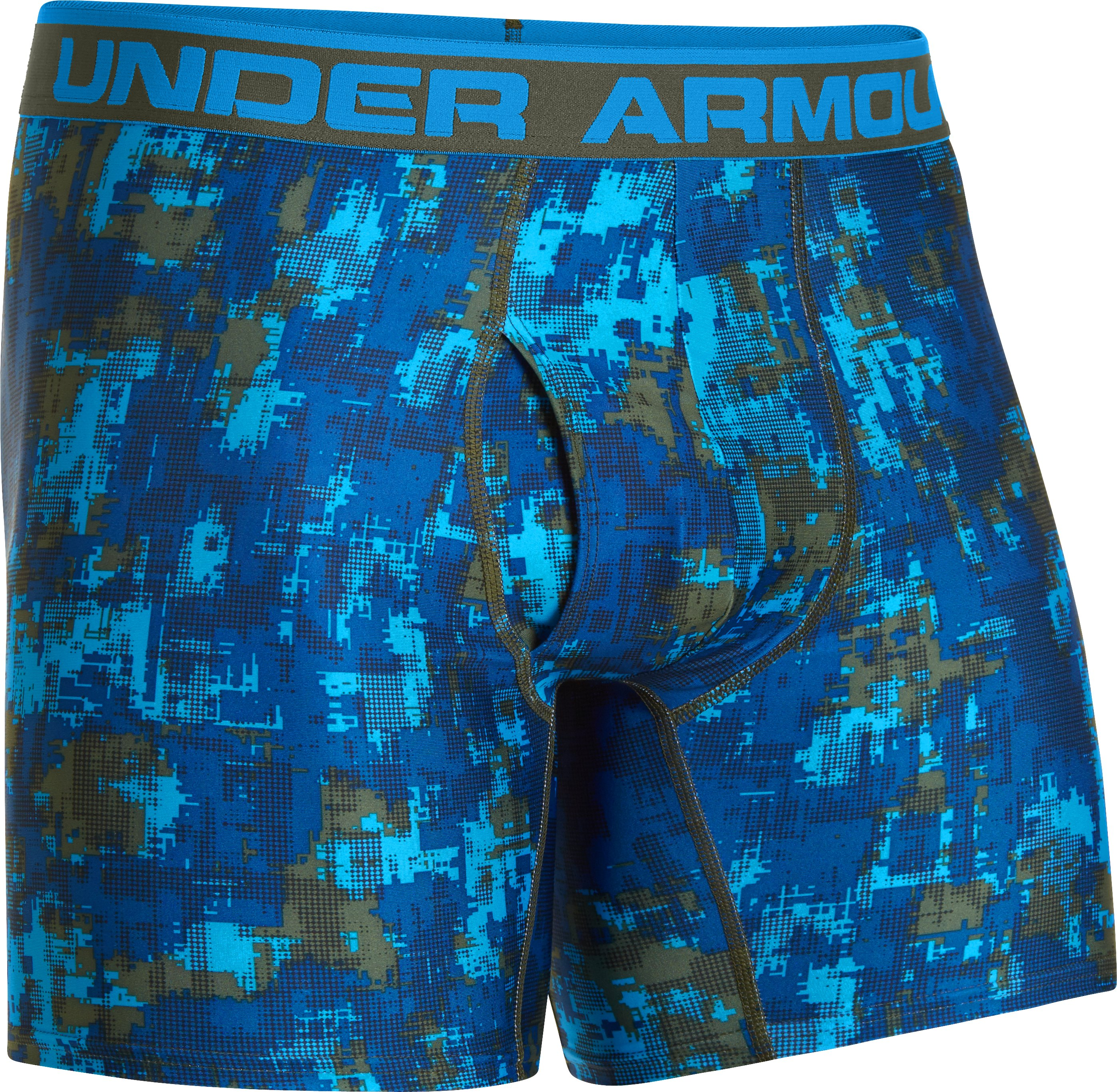 Men's UA Original Series Printed Boxerjock®, Rough, undefined