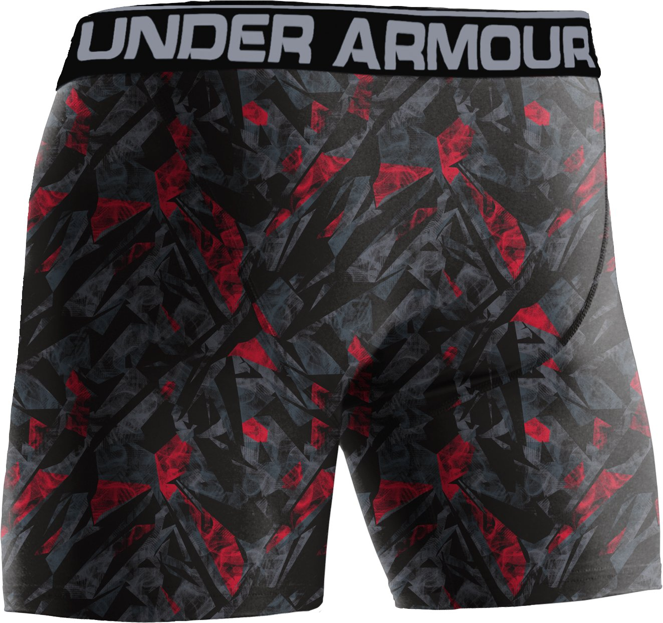 Men's UA Original Series Printed Boxerjock®, Red