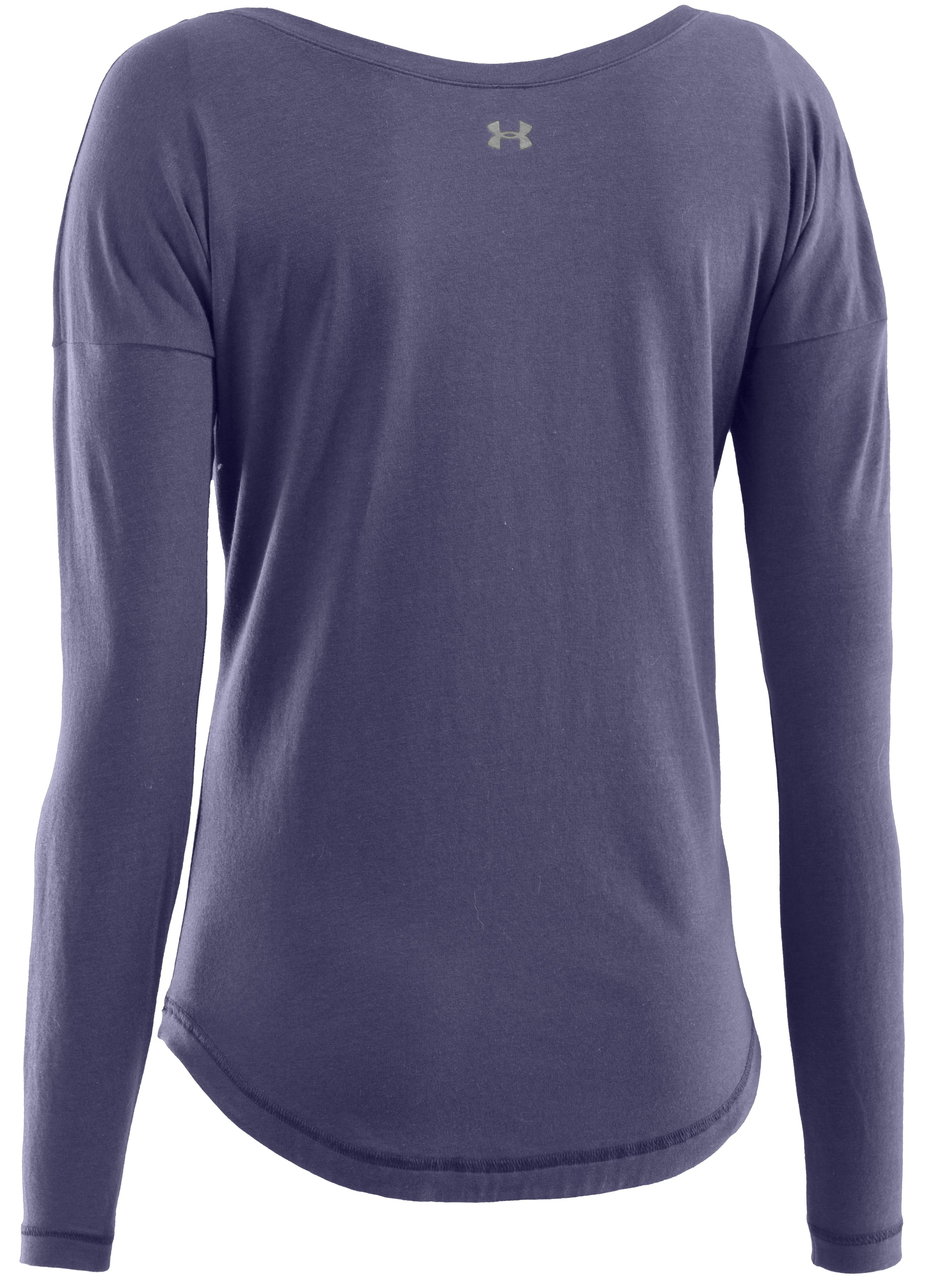 Women's UA Flow Long Sleeve, Starlight