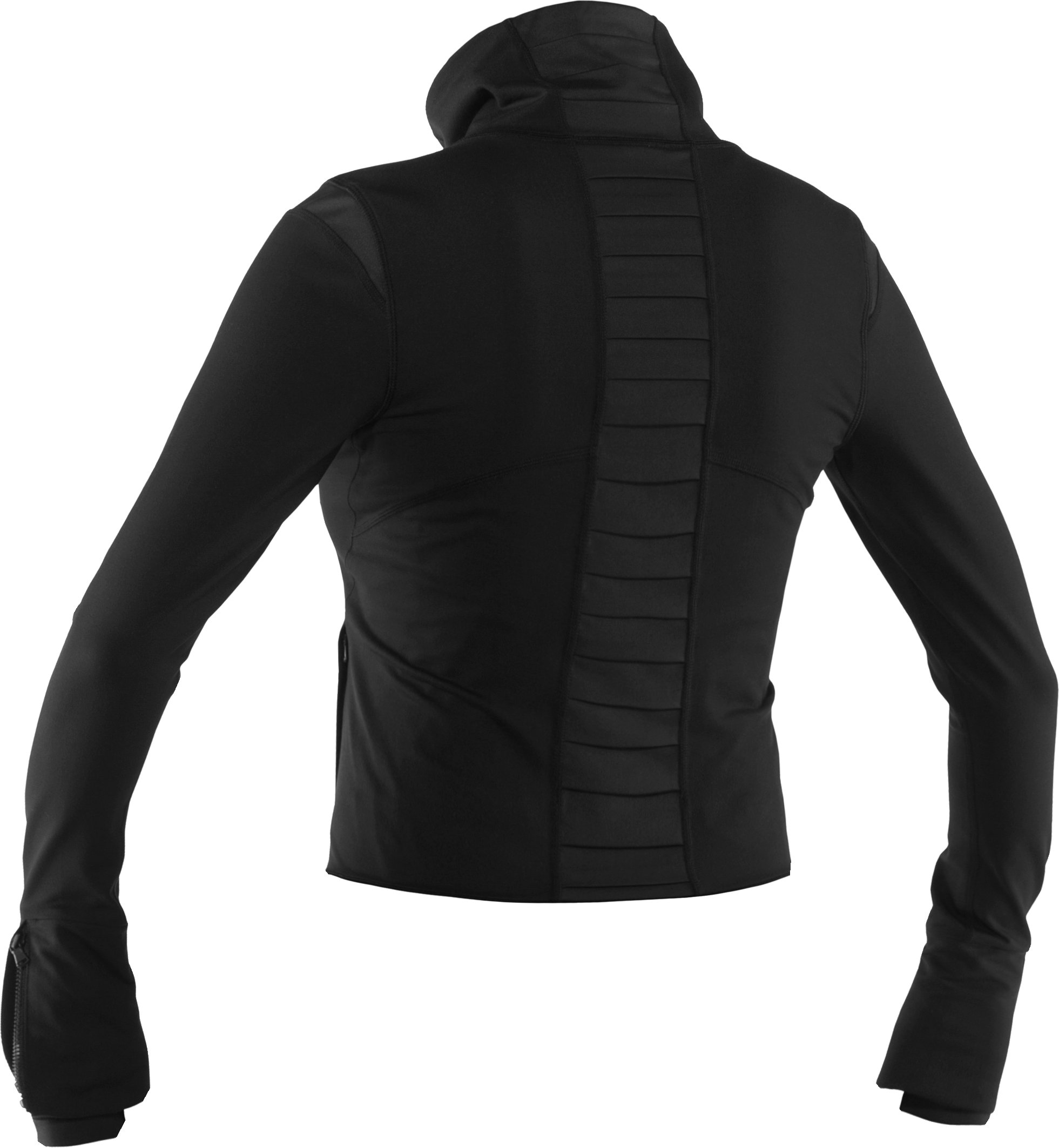 Women's UA StudioLux® Noir Jacket, Black