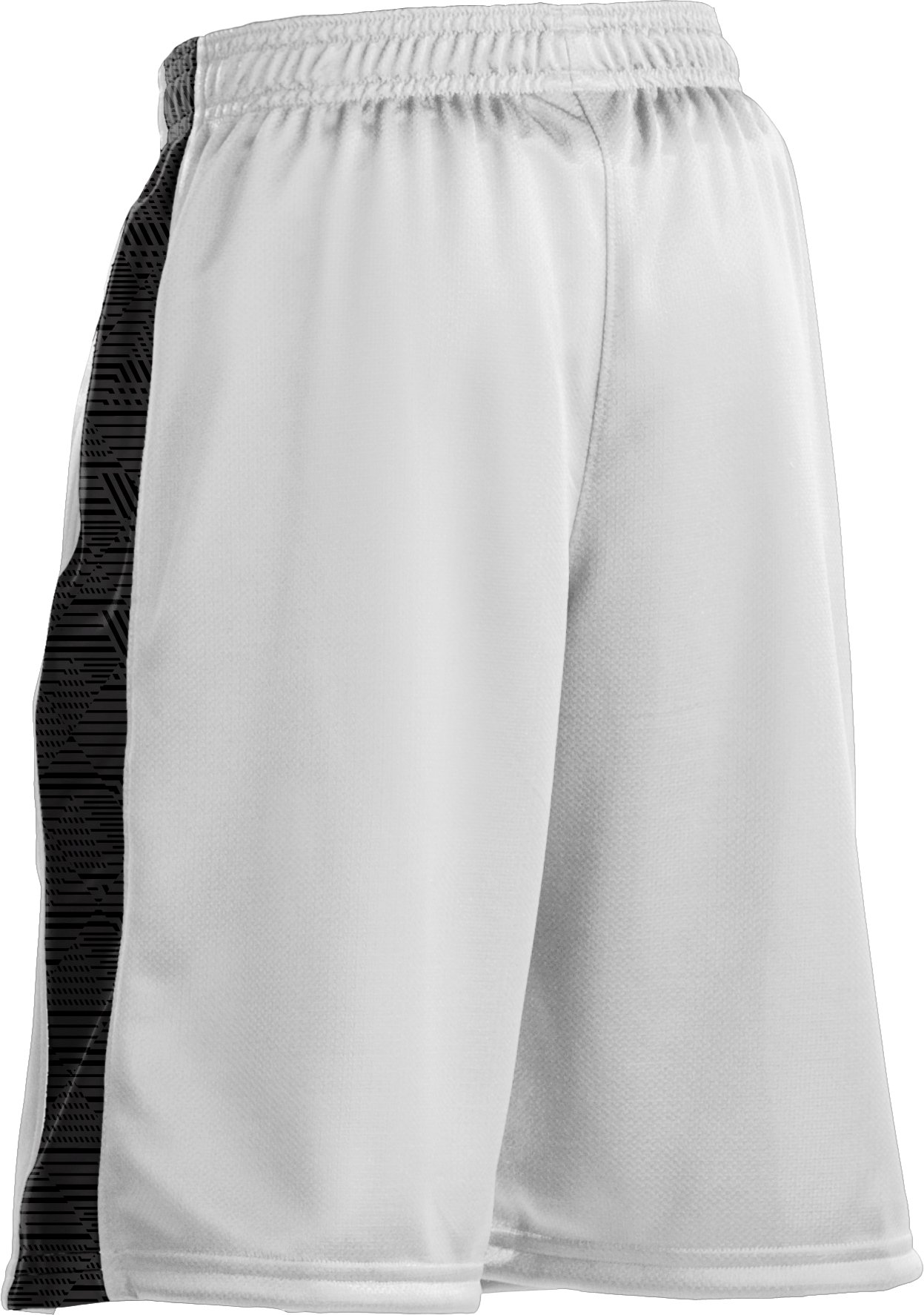 "Boys' UA Ultimate 9"" Shorts, White"