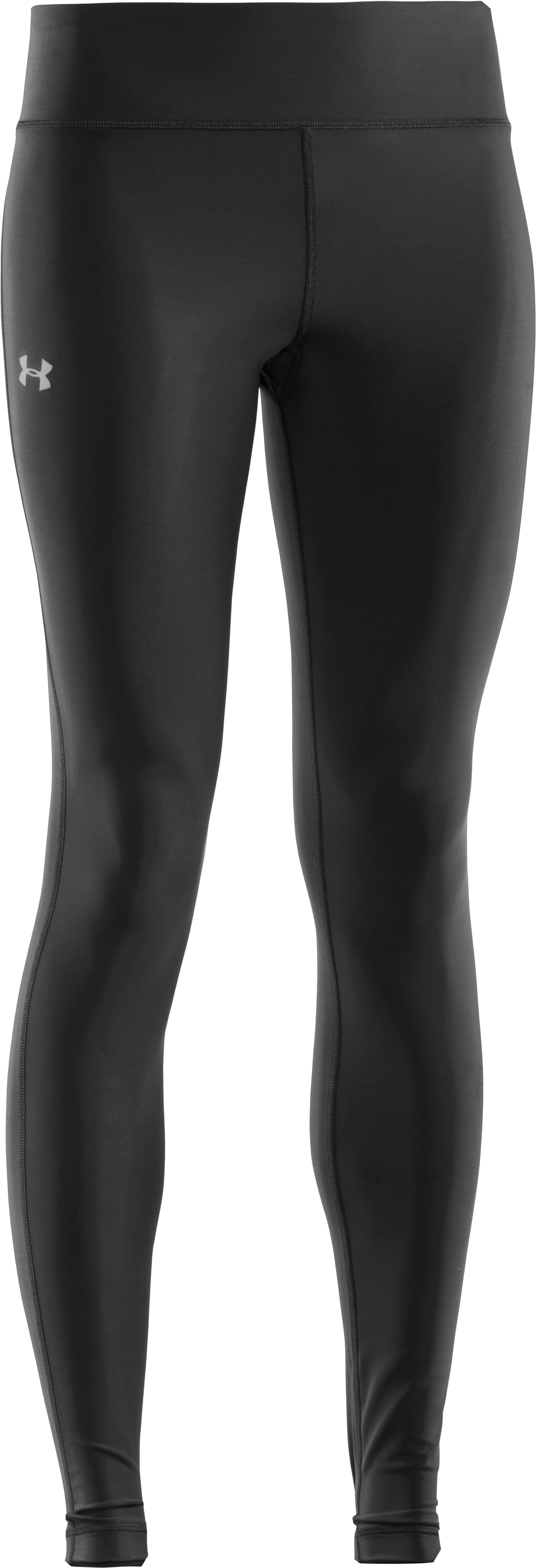 Women's UA Authentic HeatGear® Tights, Black