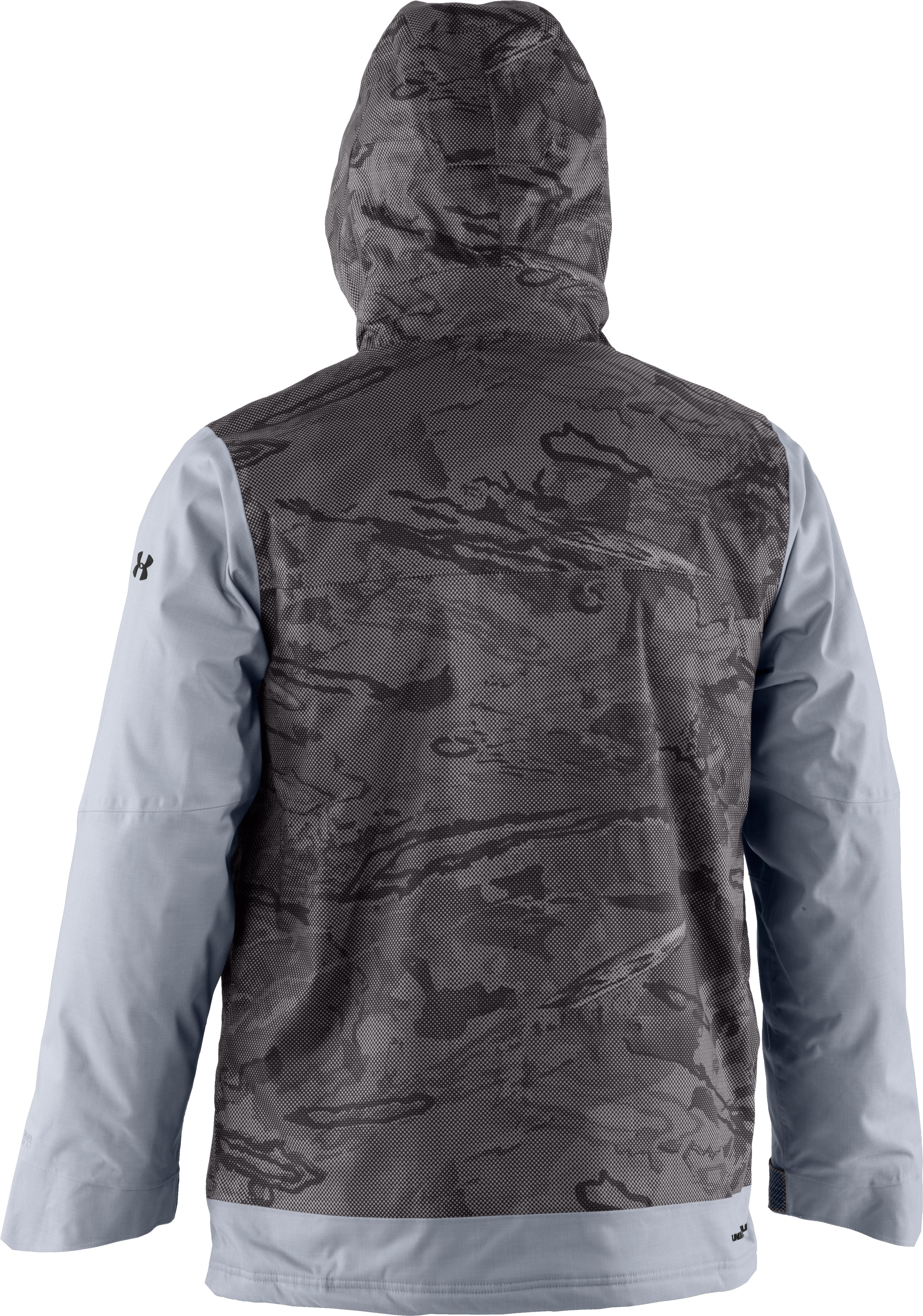 Men's ColdGear® Infrared Electro Jacket, Charcoal