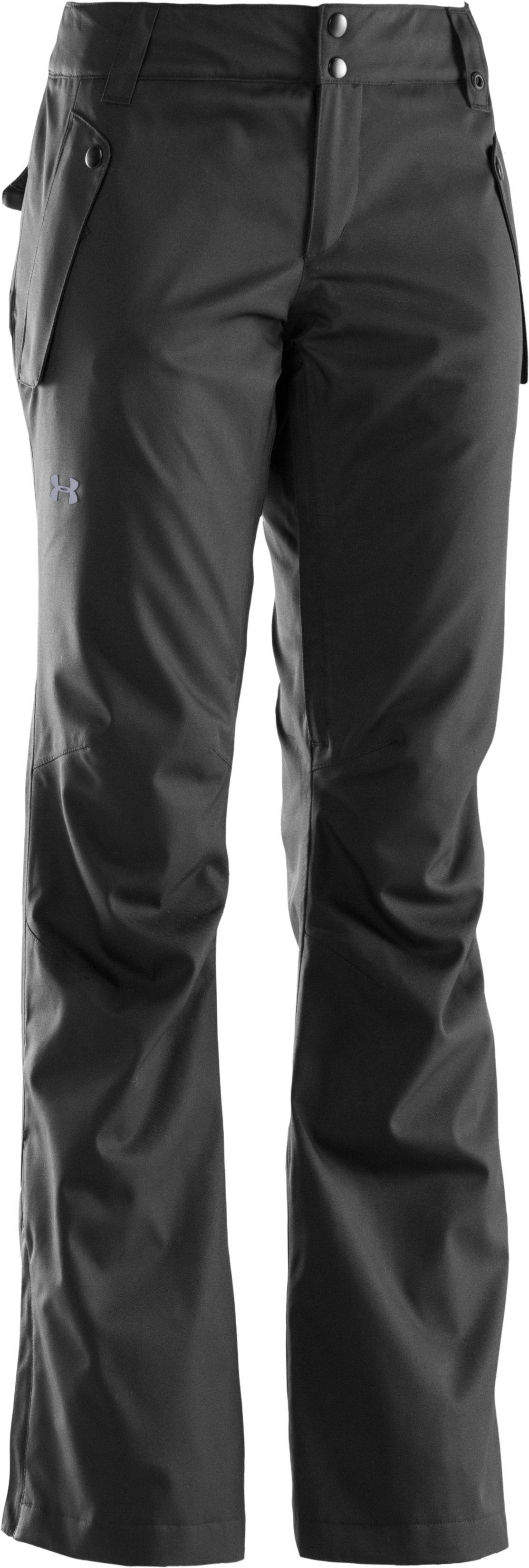 Women's ColdGear® Infrared Fader Pant, Black