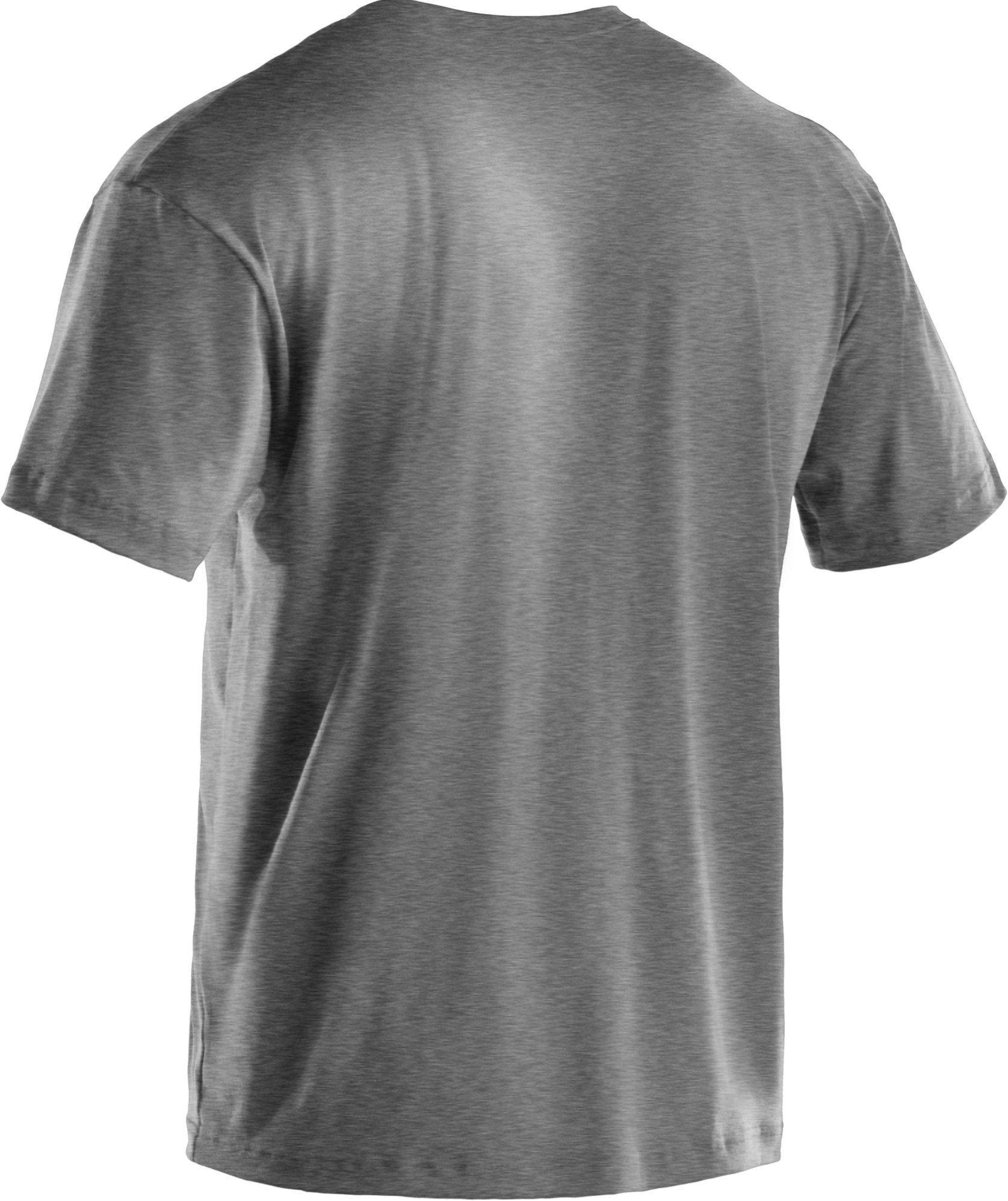 Men's Charged Cotton® Fear No One T-Shirt, True Gray Heather