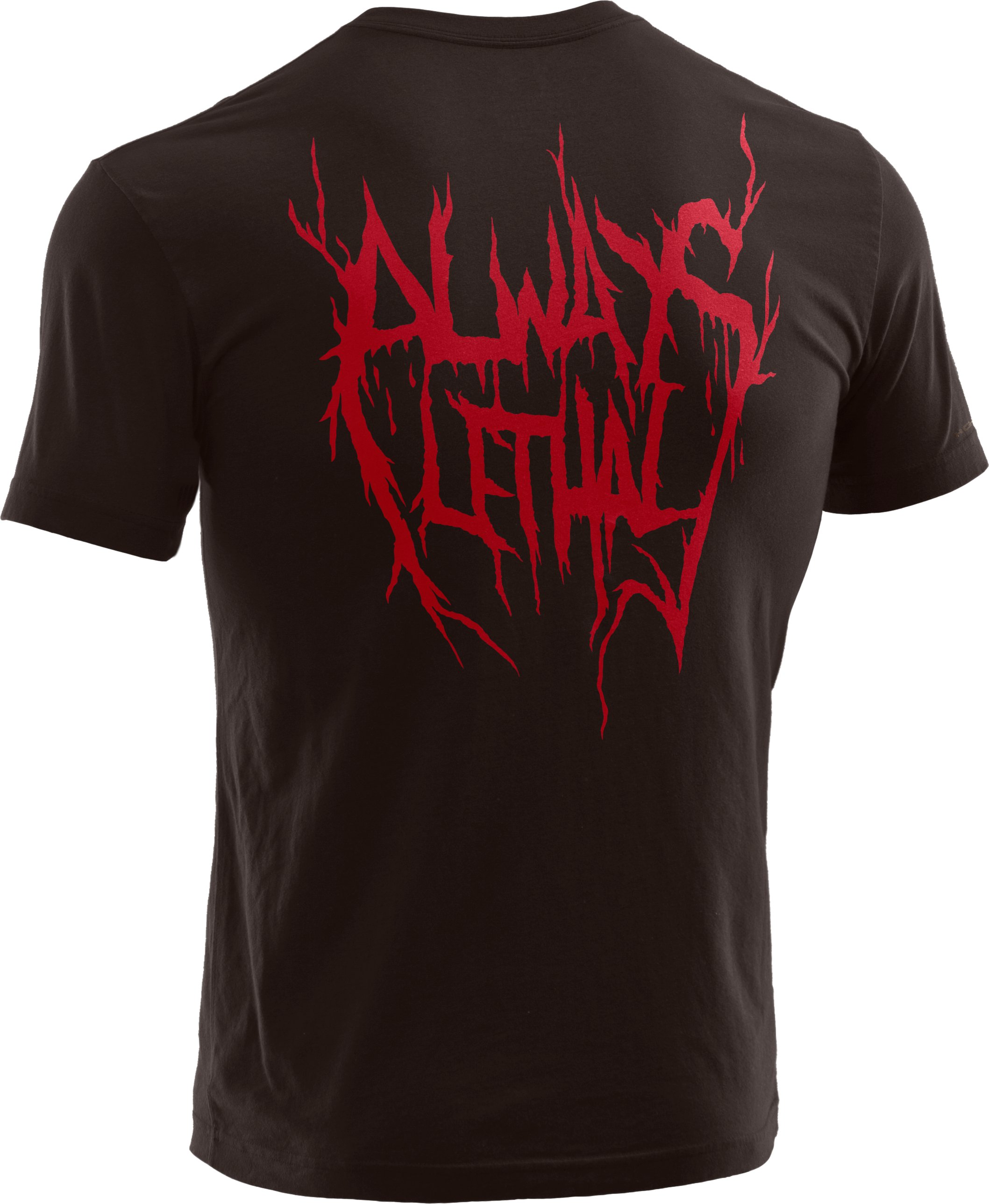 Men's Always Lethal™ Script T-Shirt, Bureau