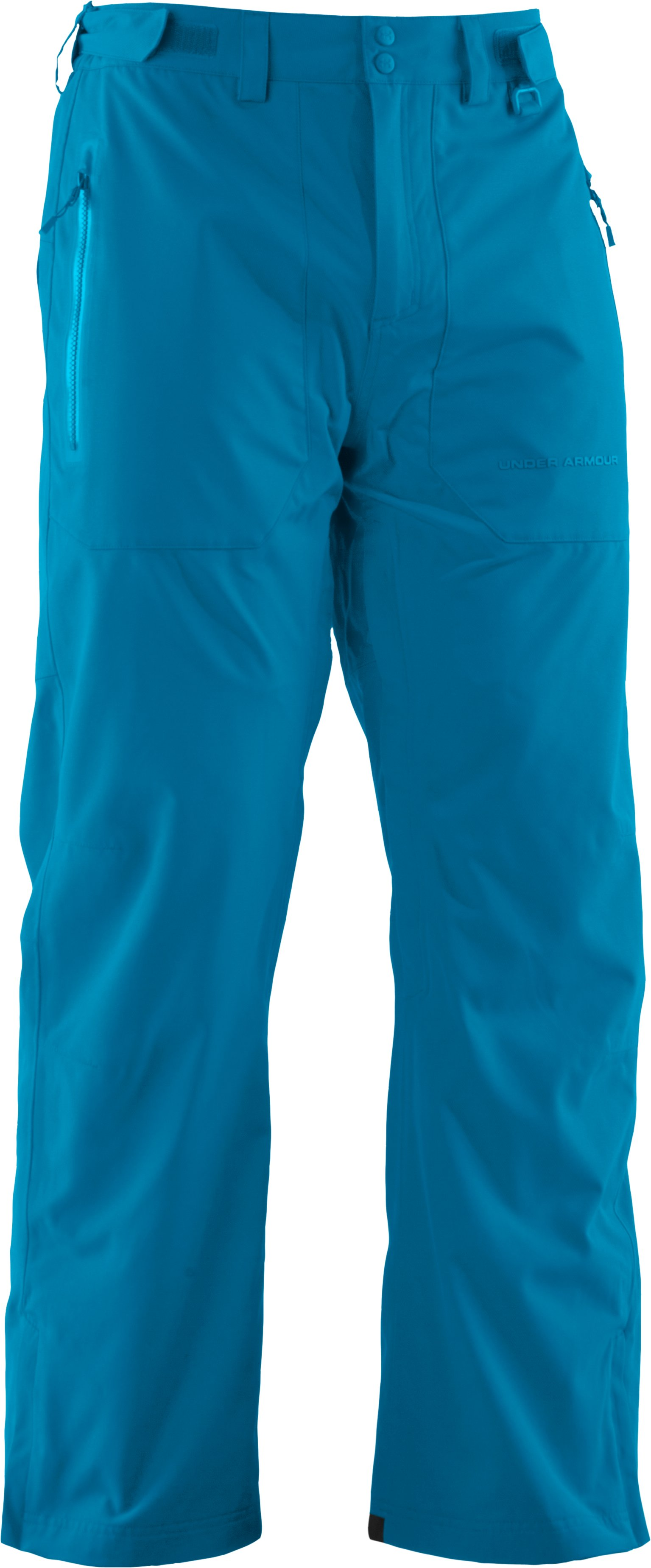 Men's ColdGear® Infrared Hatcher Pants, SNORKEL