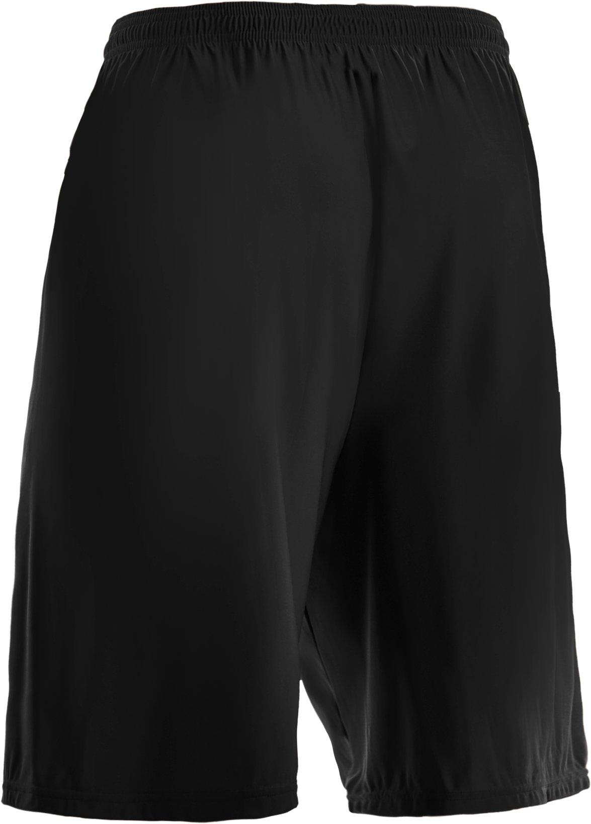 Men's UA Team Micro Shorts, Black , undefined