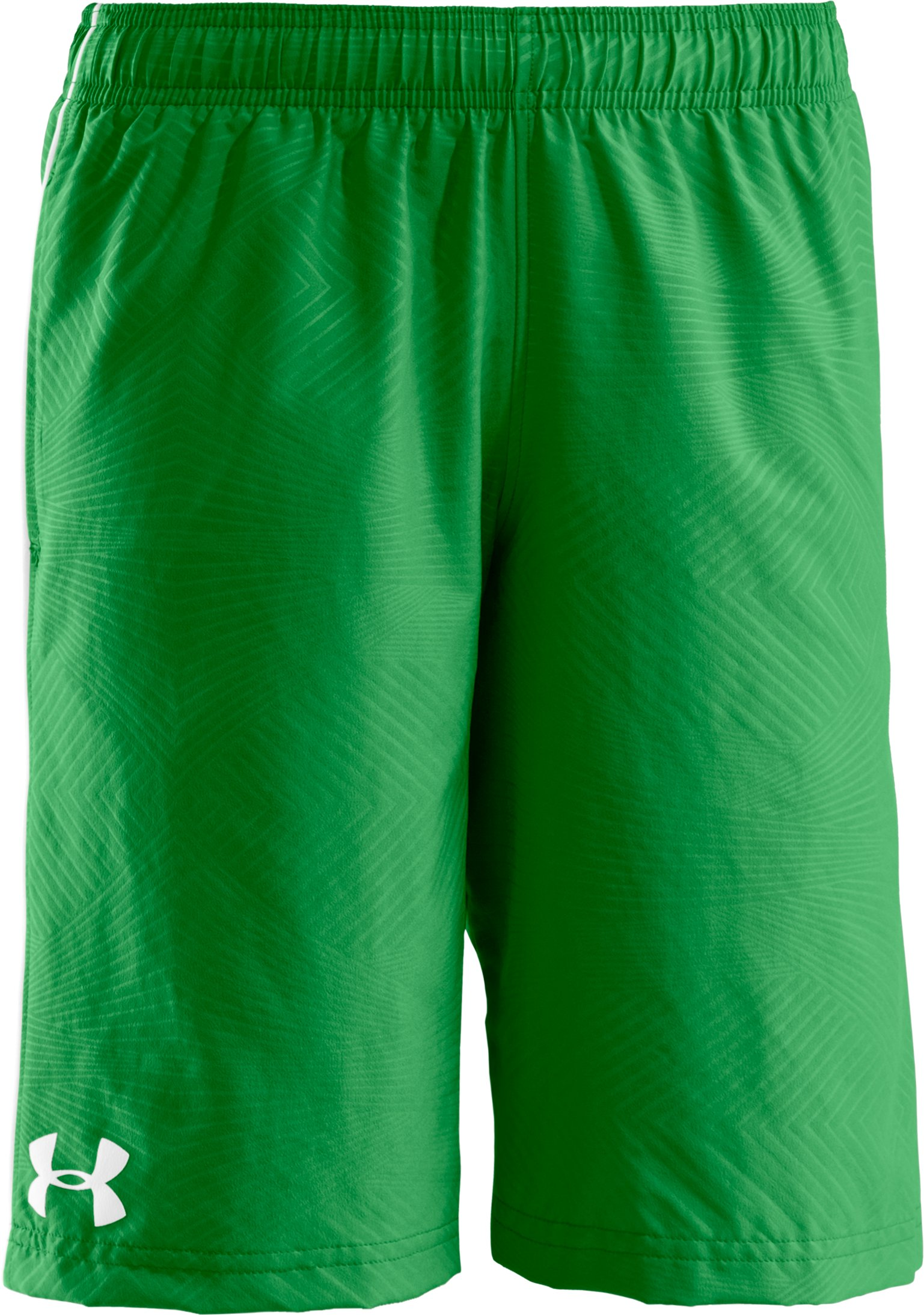 Boys' UA Ripping Shorts, Feisty, zoomed image