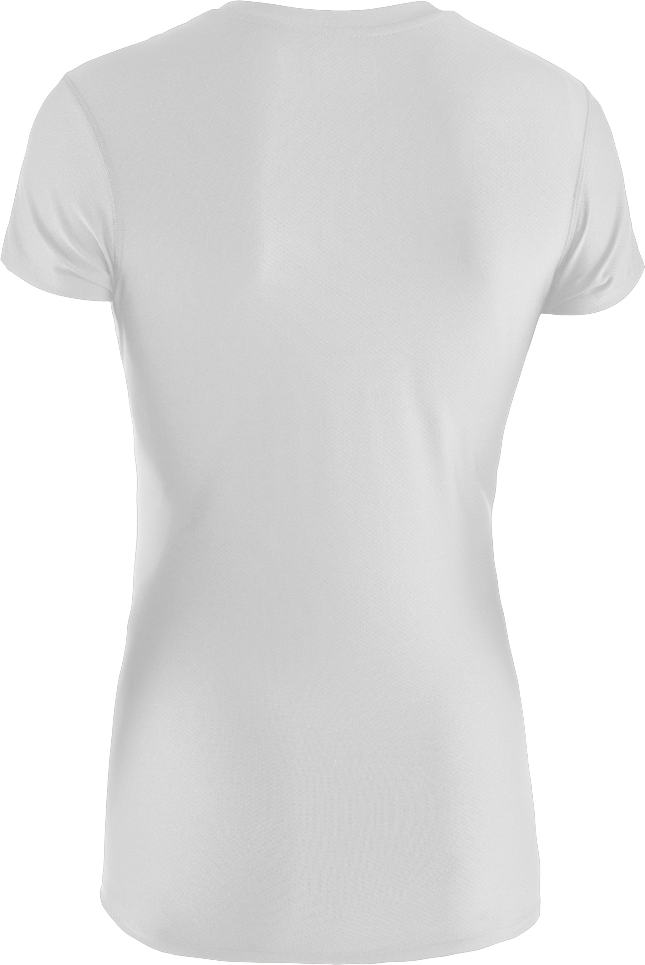 Women's UA Authentic T-Shirt, White