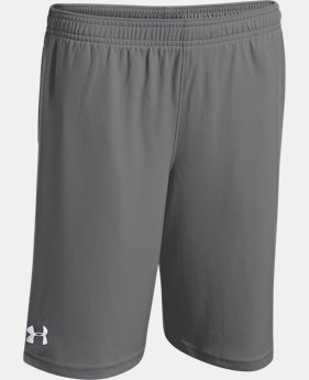 Best Seller Boys' UA Zinger Shorts LIMITED TIME: FREE SHIPPING 1 Color $11.99